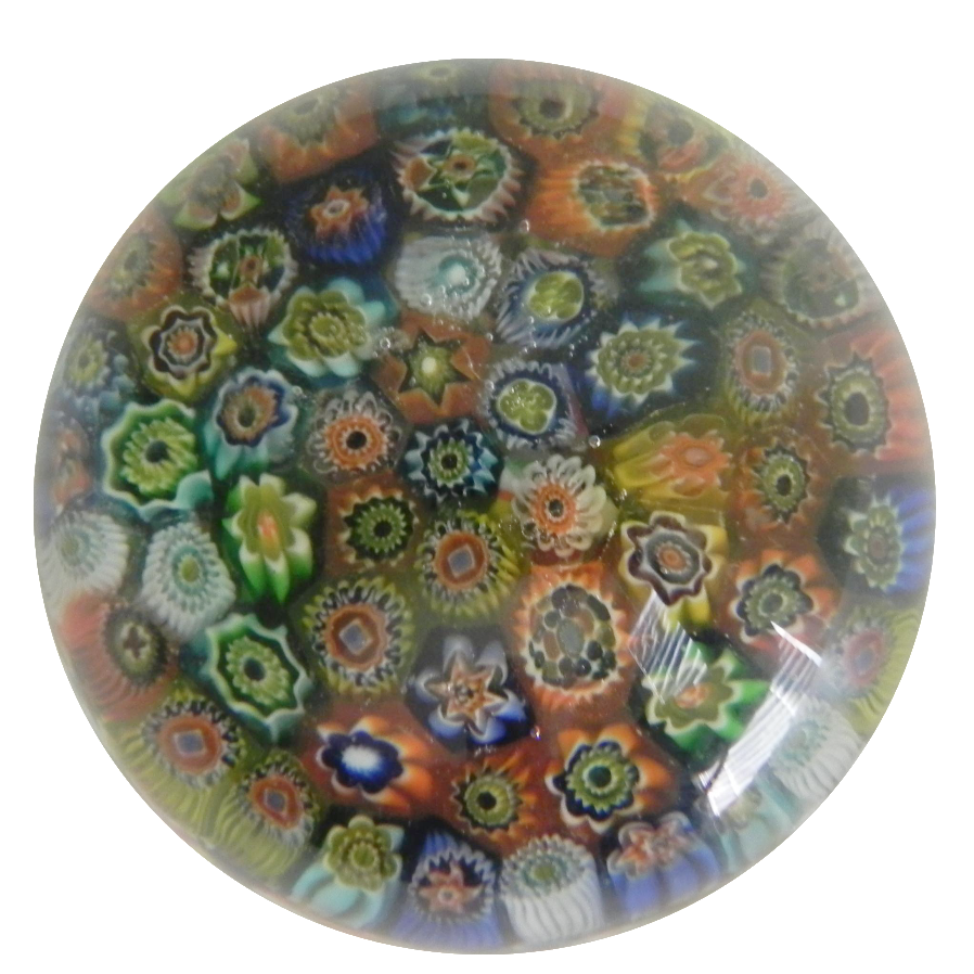 Vintage Murano Glass Paperweight Chairish