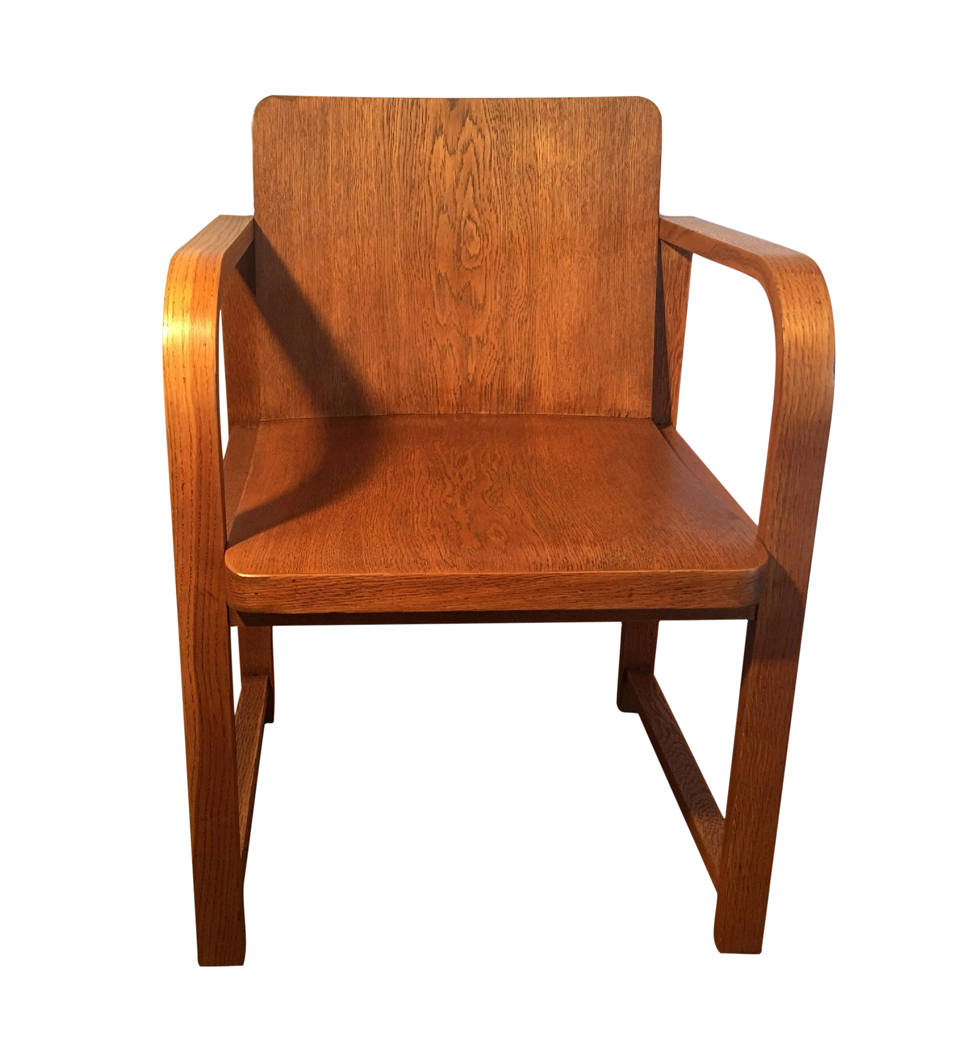 Vintage Art Deco Armchair | Chairish
