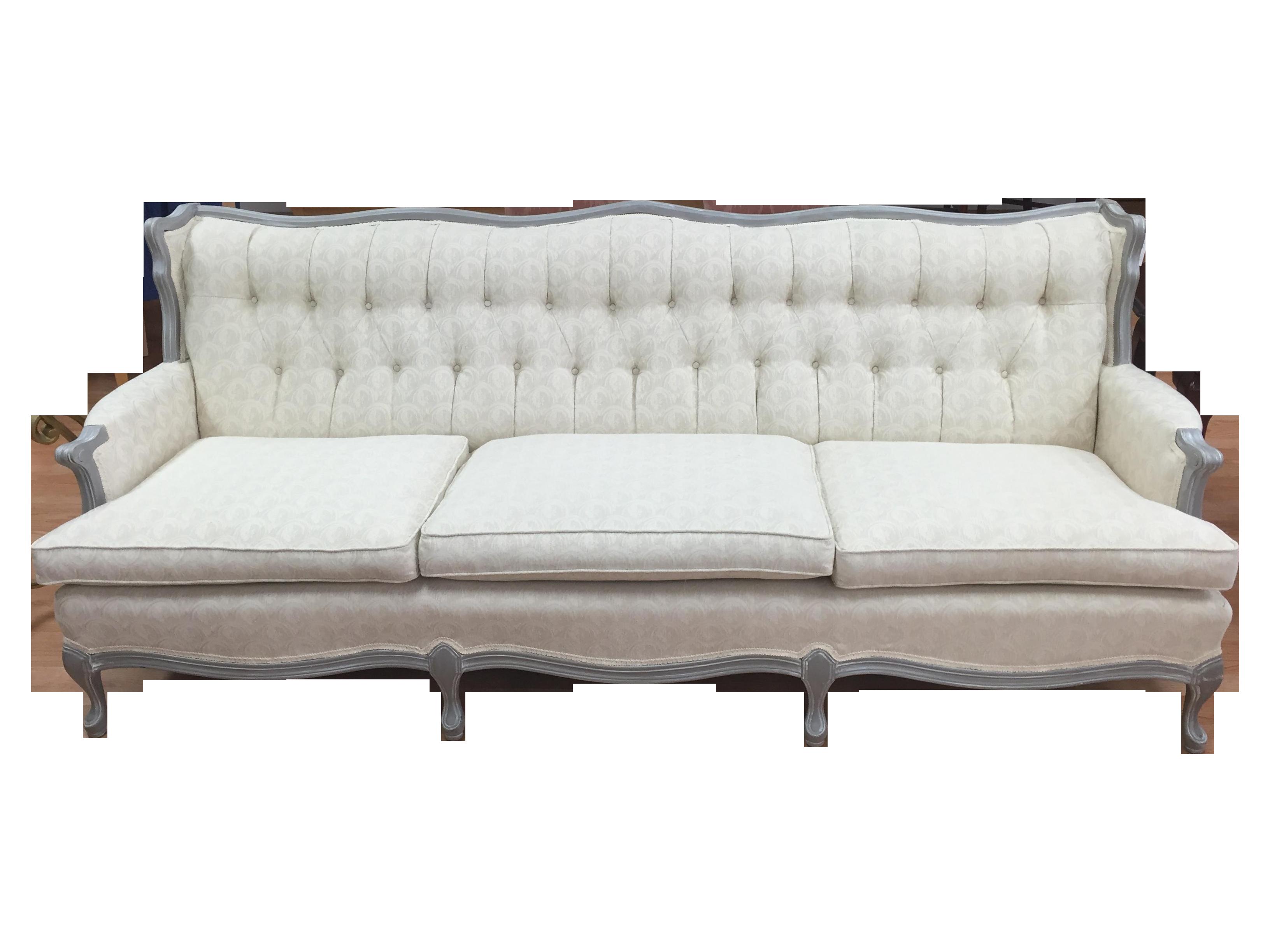 Vintage French Provincial Sofa Chairish