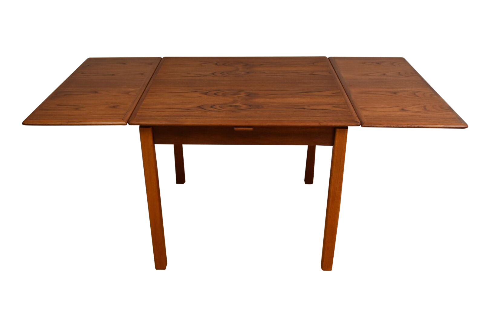 100 table mid century modern danish very large solid rosewo