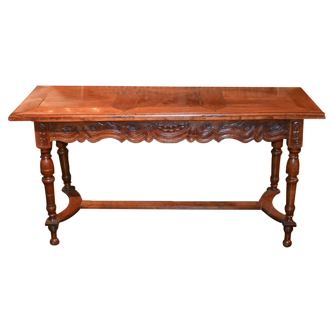 French provincial sofa table teachfamilies fine 18th c french provincial sofa table decaso geotapseo Gallery