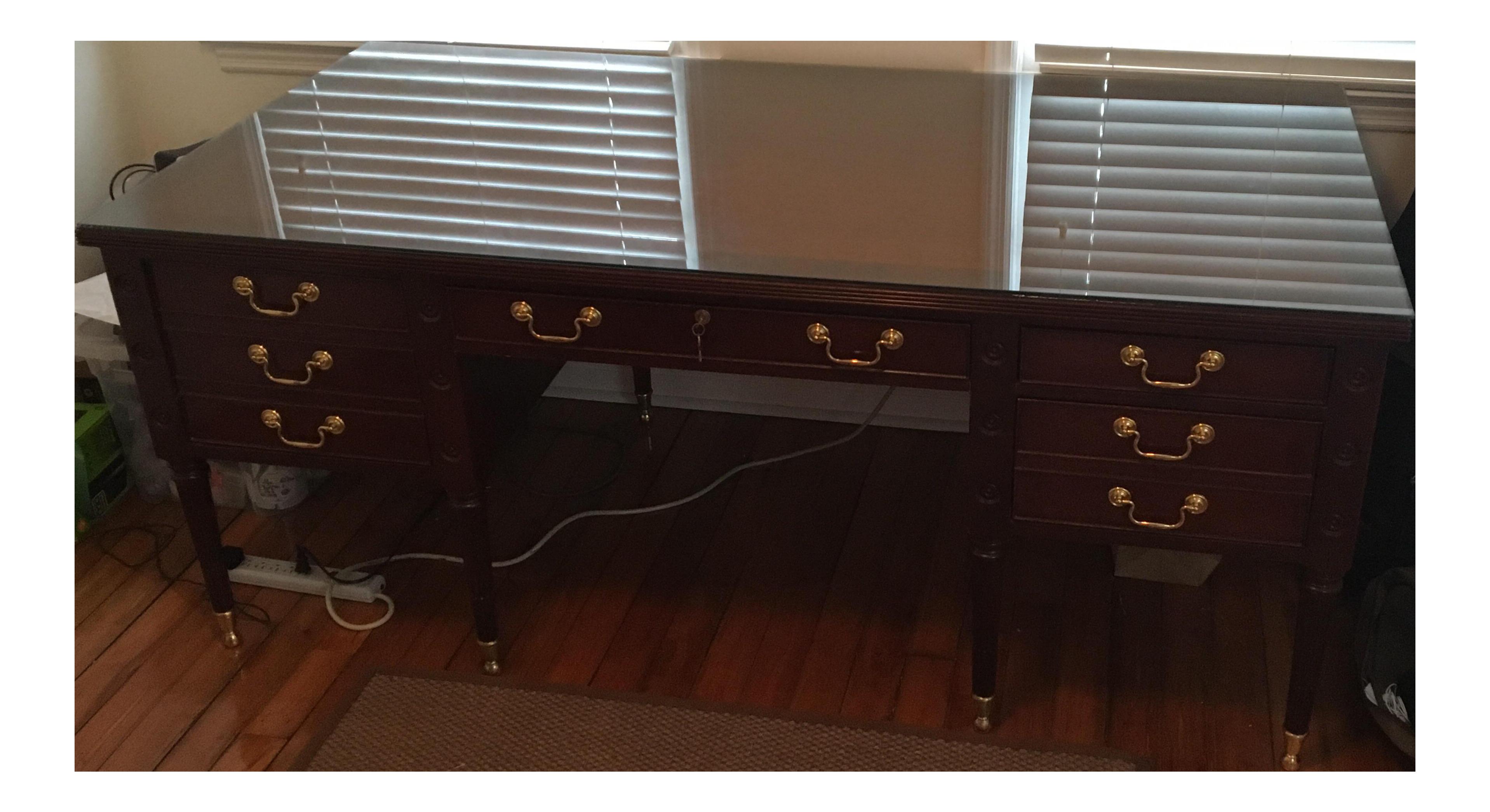 Councill George Washington Desk Chairish