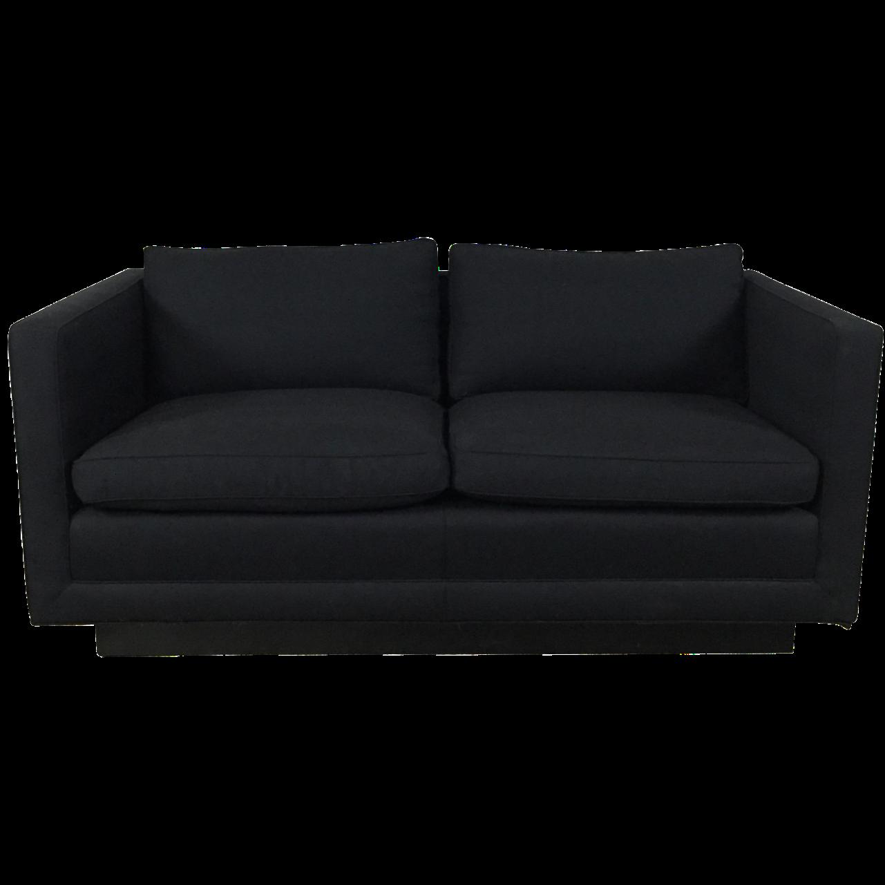 Knoll Pfister Standard Settee Sofa Chairish