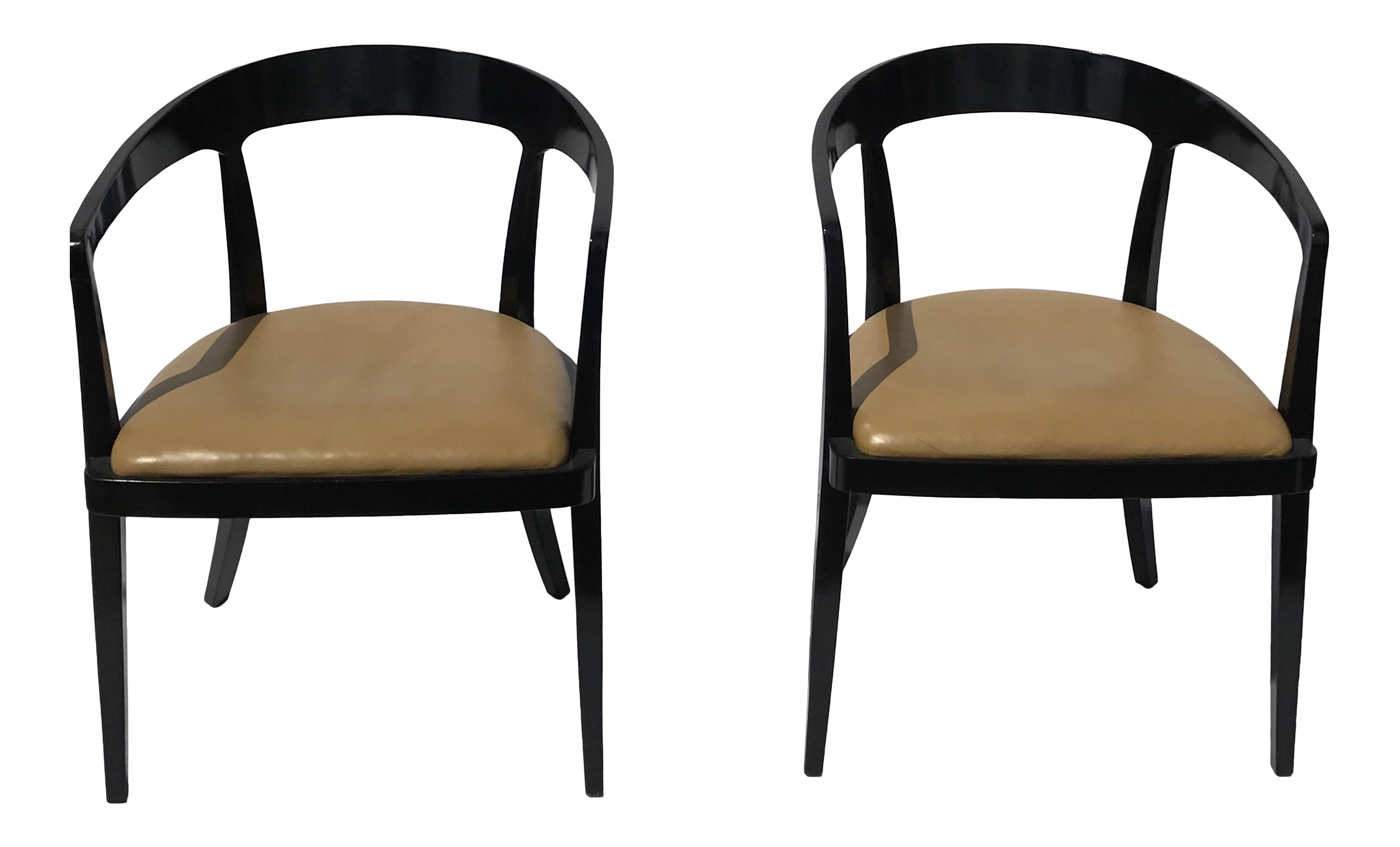 1970 39 s eppinger furniture inc armchairs a pair chairish for Outdoor furniture epping