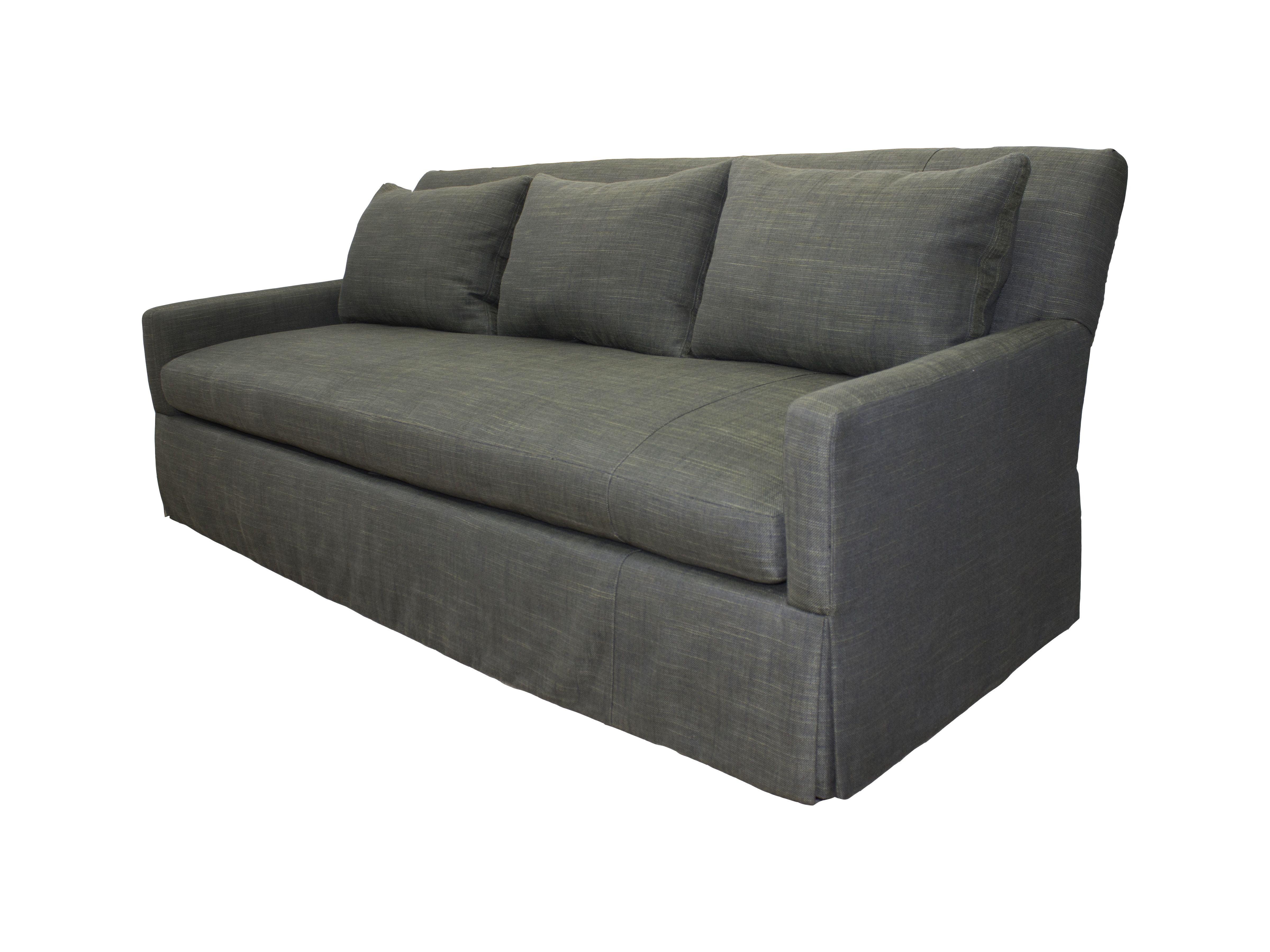Custom Lee Industries Sofa in Mokum Fabric