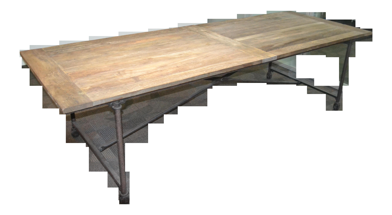 Flatiron Rectangular Dining Table Chairish : flatiron rectangular dining table 1445 from www.chairish.com size 4870 x 2676 png 4036kB