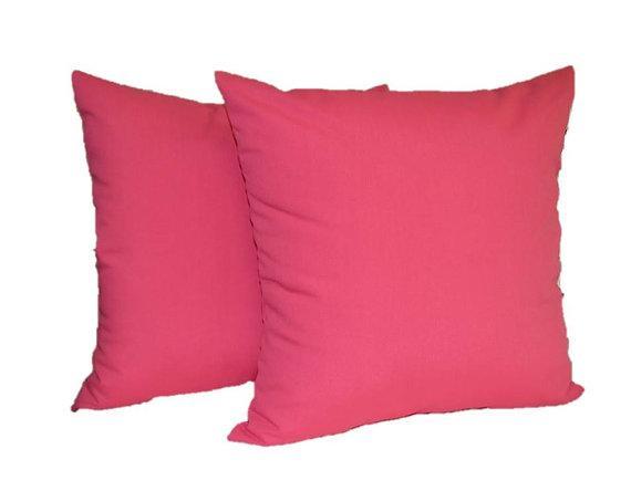 indoor decorative square pillow