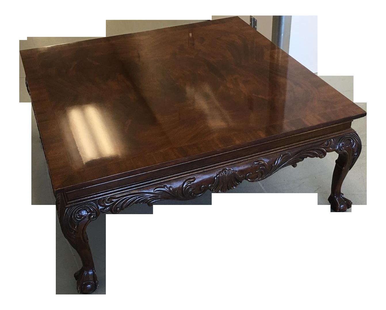 Drexel Heritage Heirloom Coffee Table Chairish