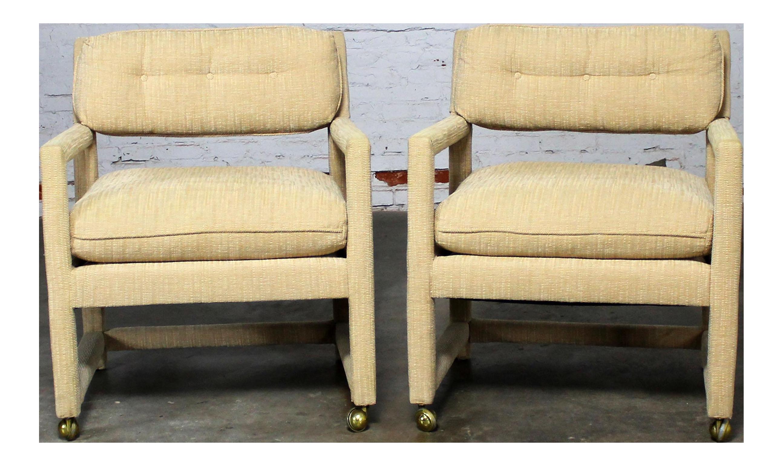 Fresh Milo Baughman Chair