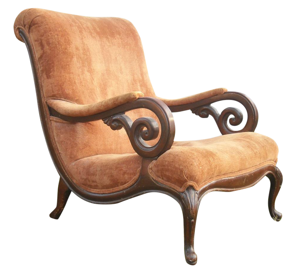 Antique victorian armchair - Image Of Antique Victorian Chair Sleepy Hollow Style