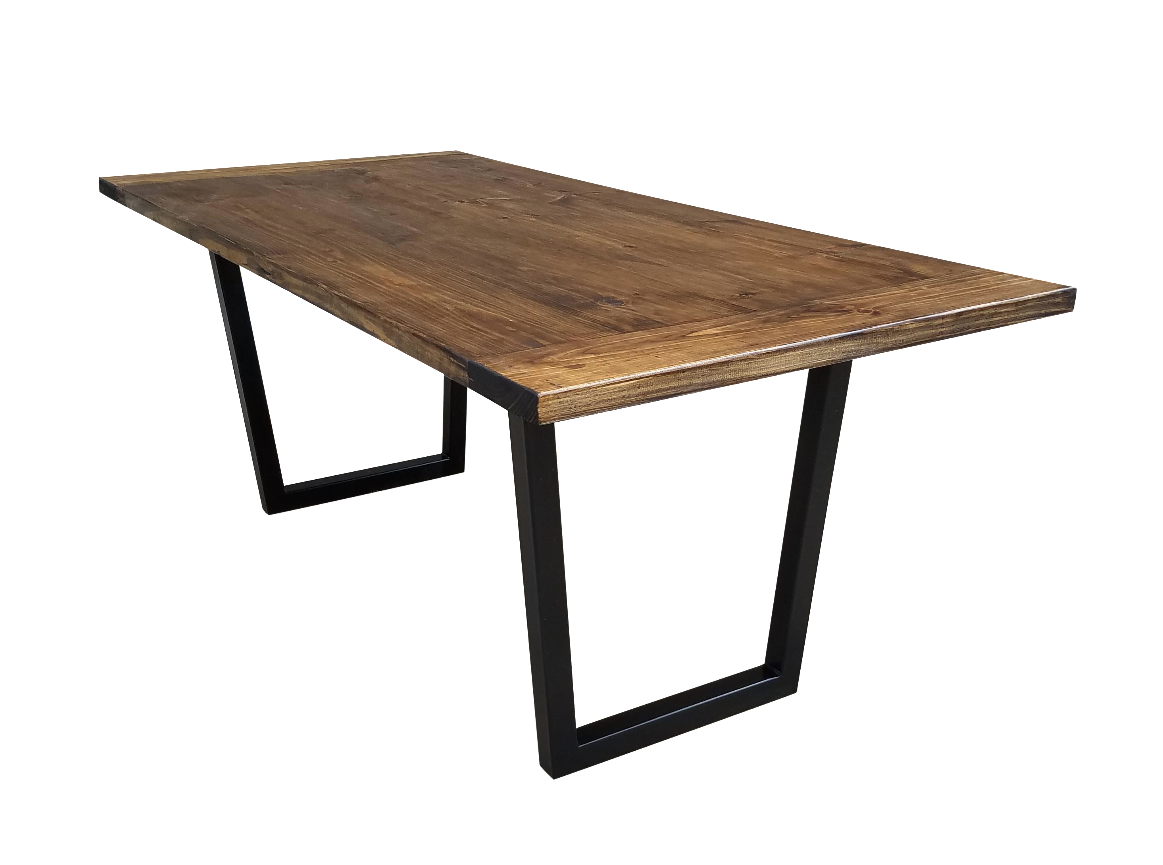 Modern Industrial Dining Table Chairish : modern industrial dining table 4351 from www.chairish.com size 1163 x 865 png 322kB