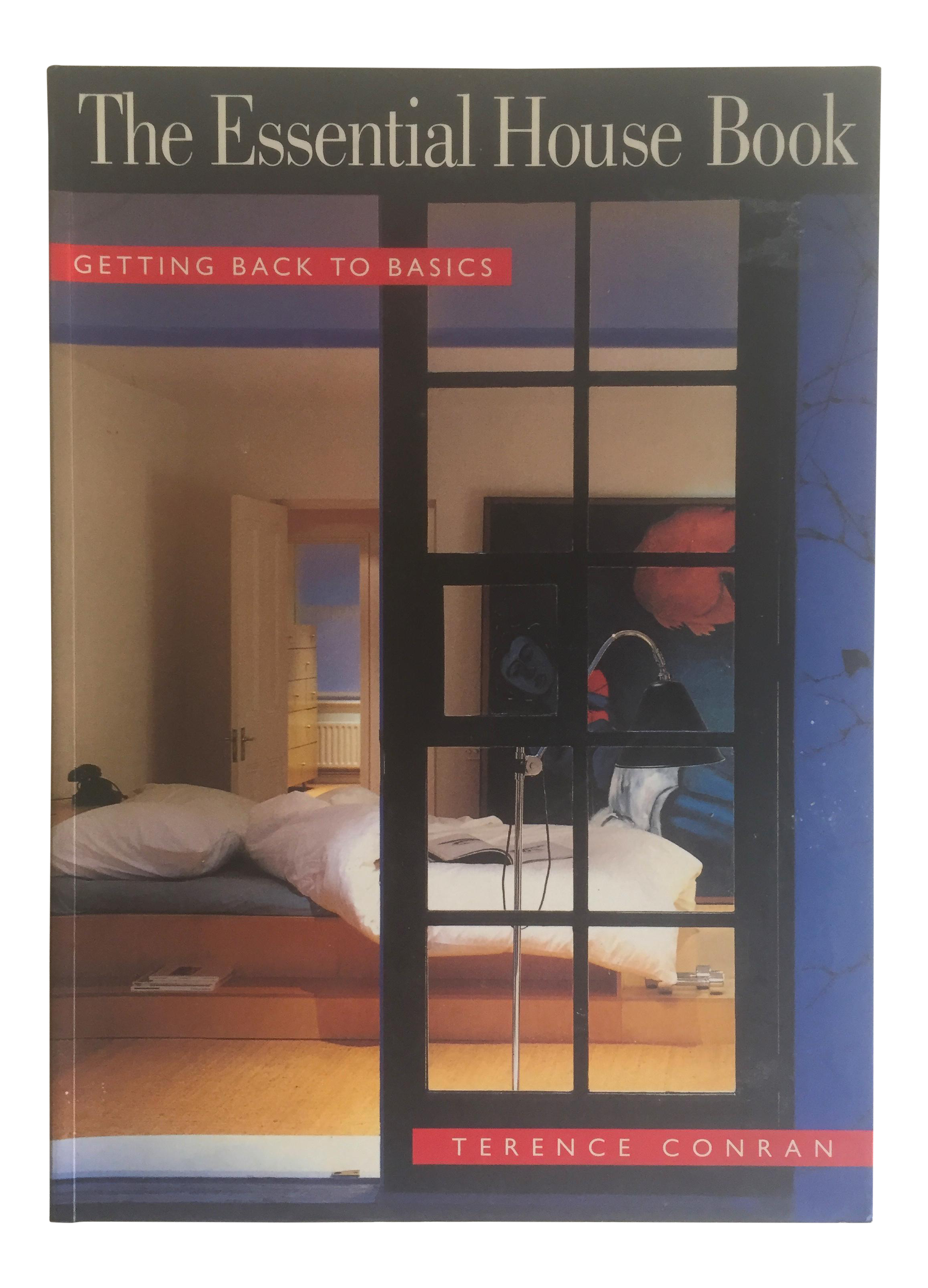 Terence Conran The Essential House Book For Interior Design