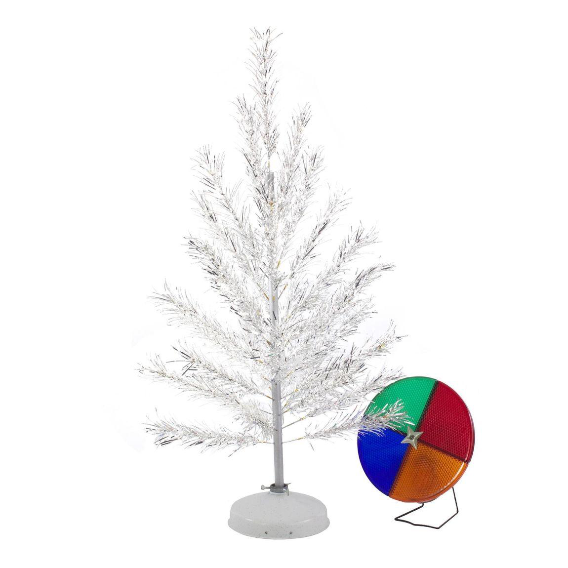 Color Wheel For Aluminum Christmas Tree Part - 29: Chairish