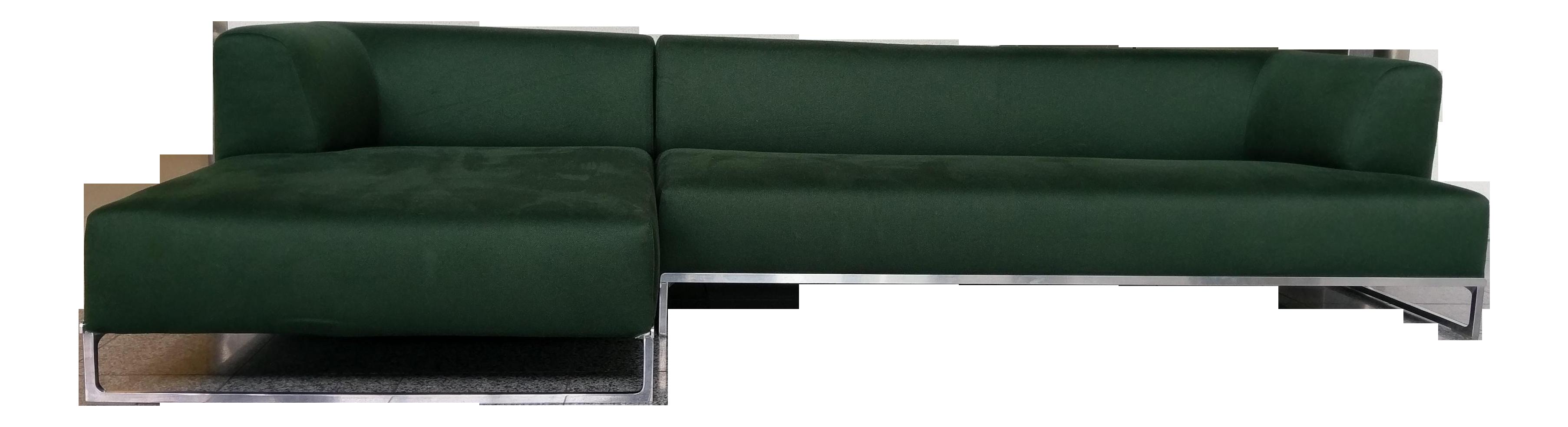 b b italia solo sofa chairish. Black Bedroom Furniture Sets. Home Design Ideas