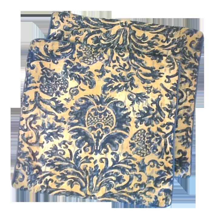 Vintage Ralph Lauren Throw Pillow Covers - Pair Chairish