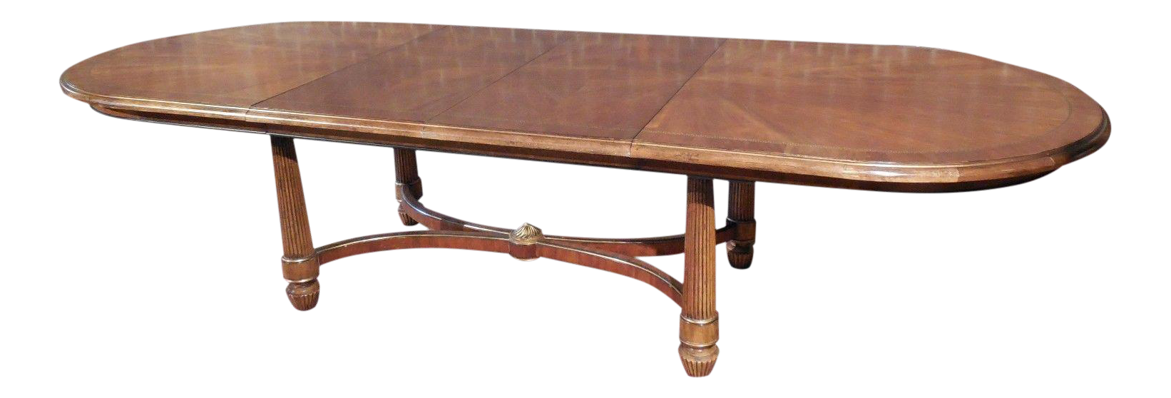 Ferguson Copeland Guy Chaddock Avenues Neo Classical Regency Style Table Chairish