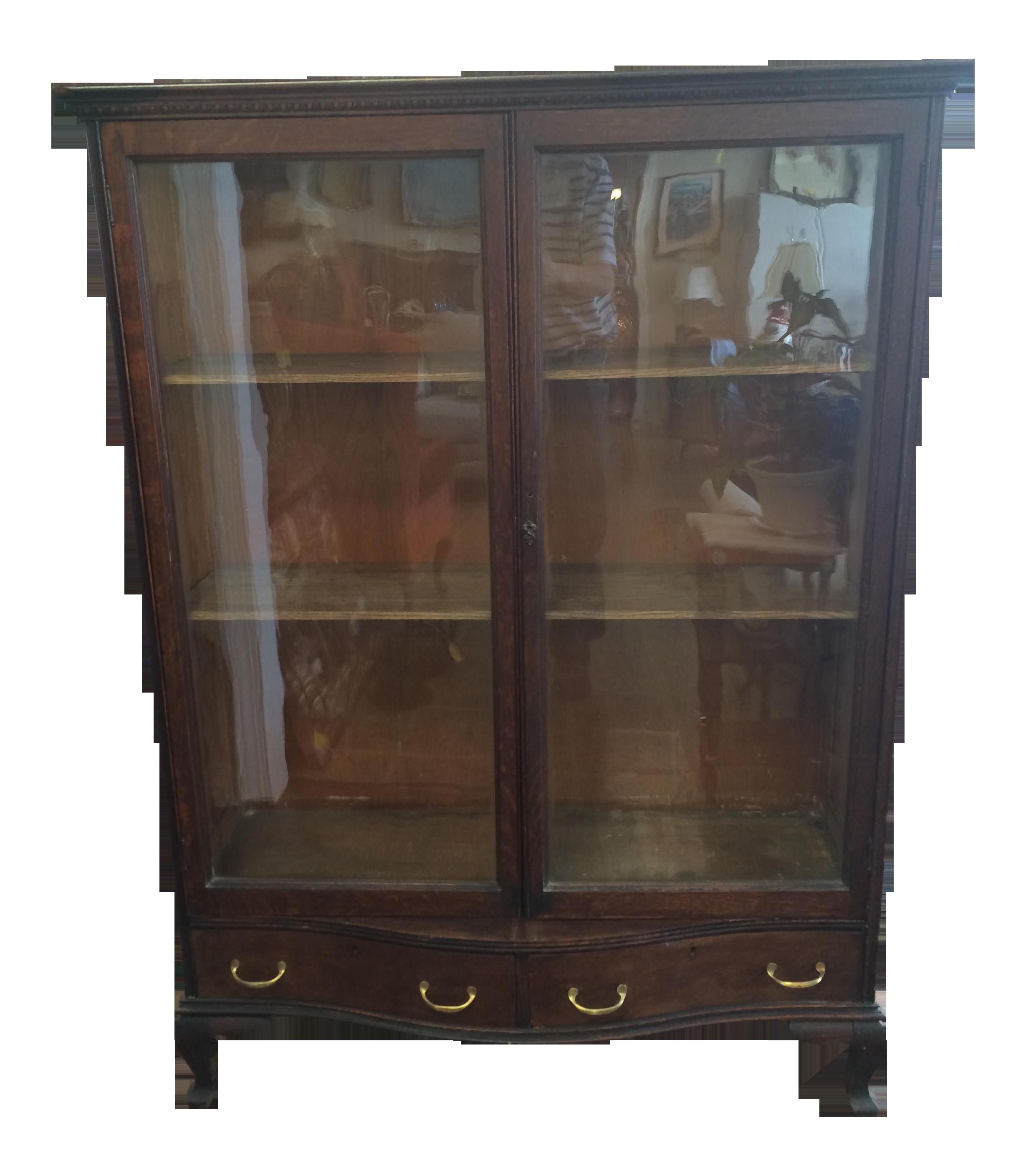 Traditional Skandia Furniture Company Oak Two Door