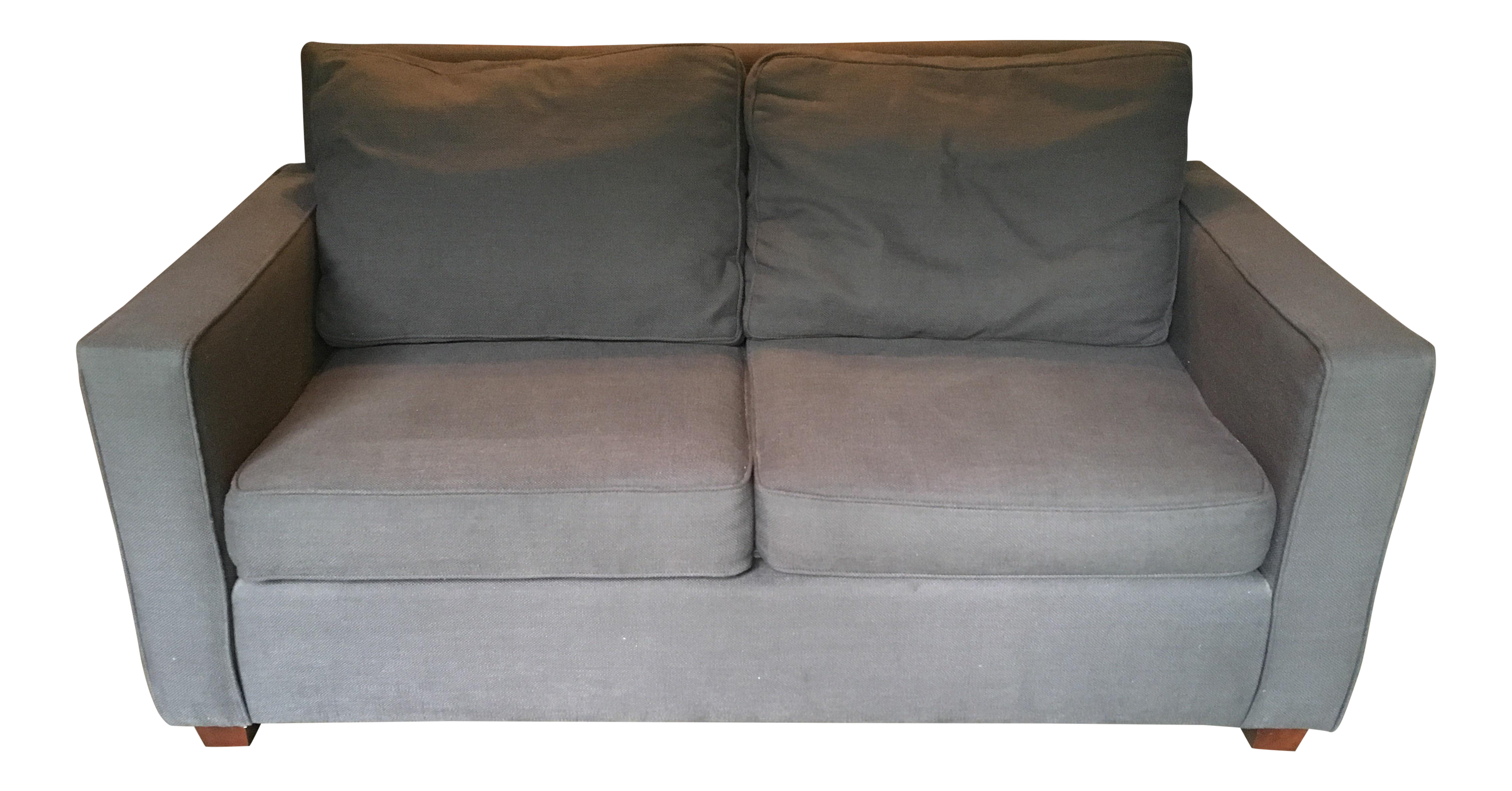 West elm henry sofa chairish for Henry sofa sectional west elm
