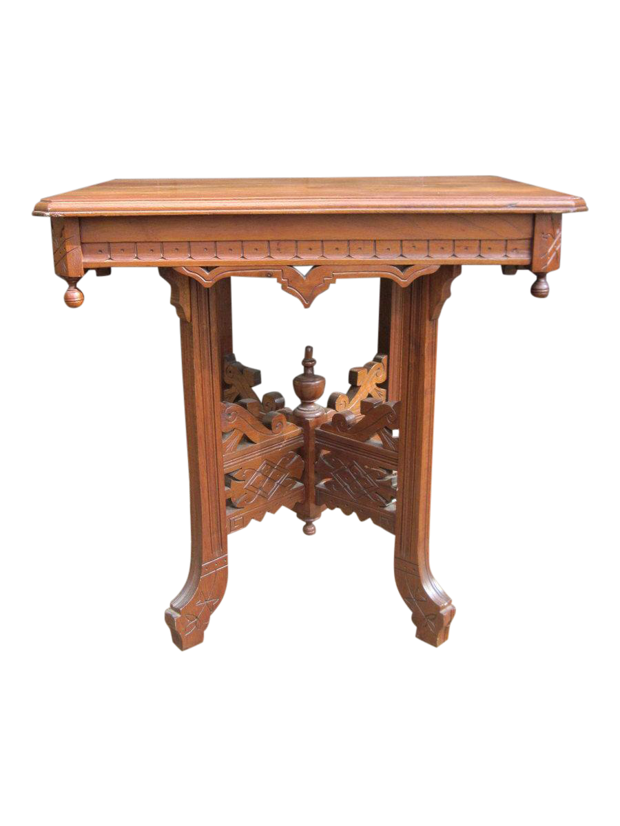 Eastlake Antique 1890 Parlor Table Chairish