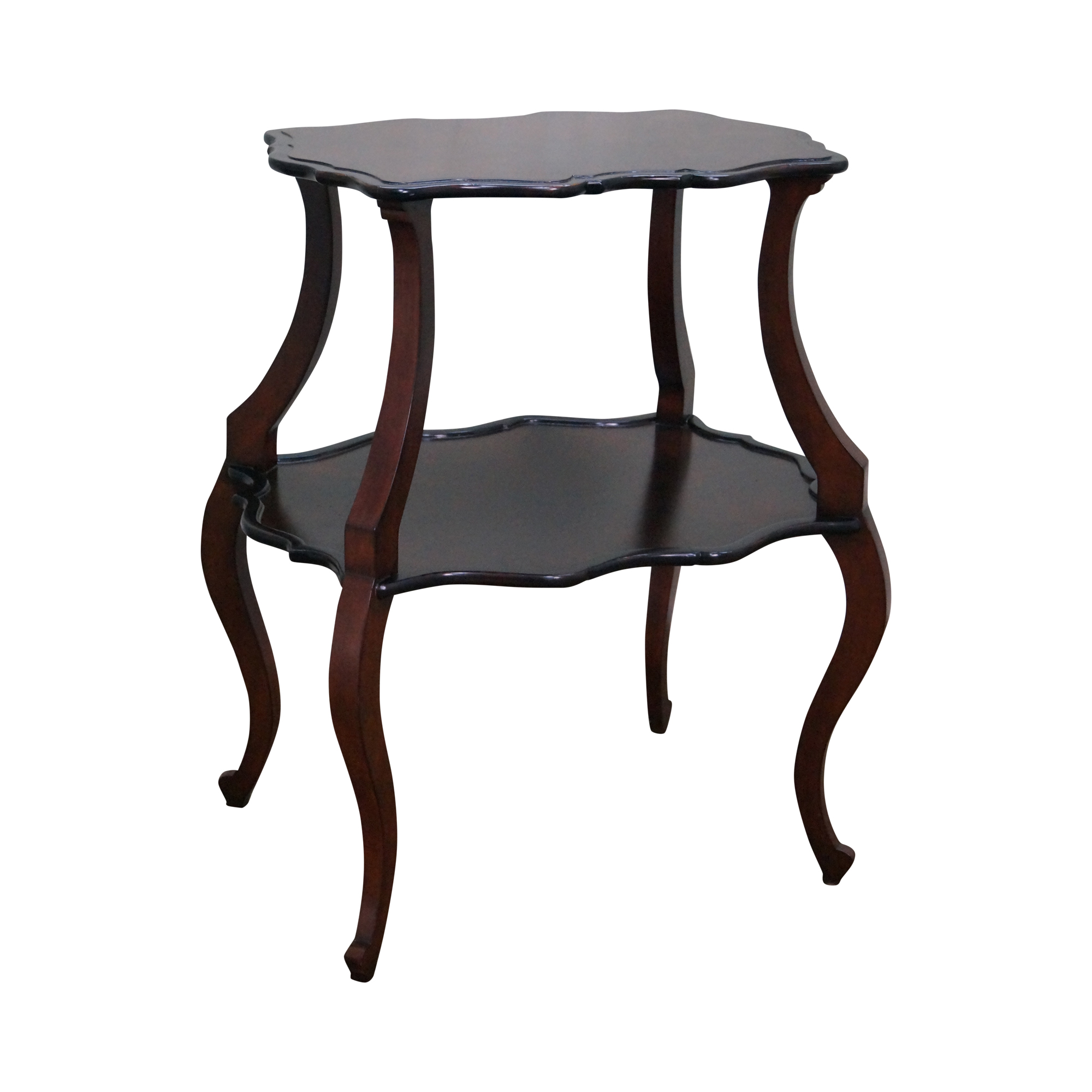 Maitland Smith Louis XV Side Table Chairish
