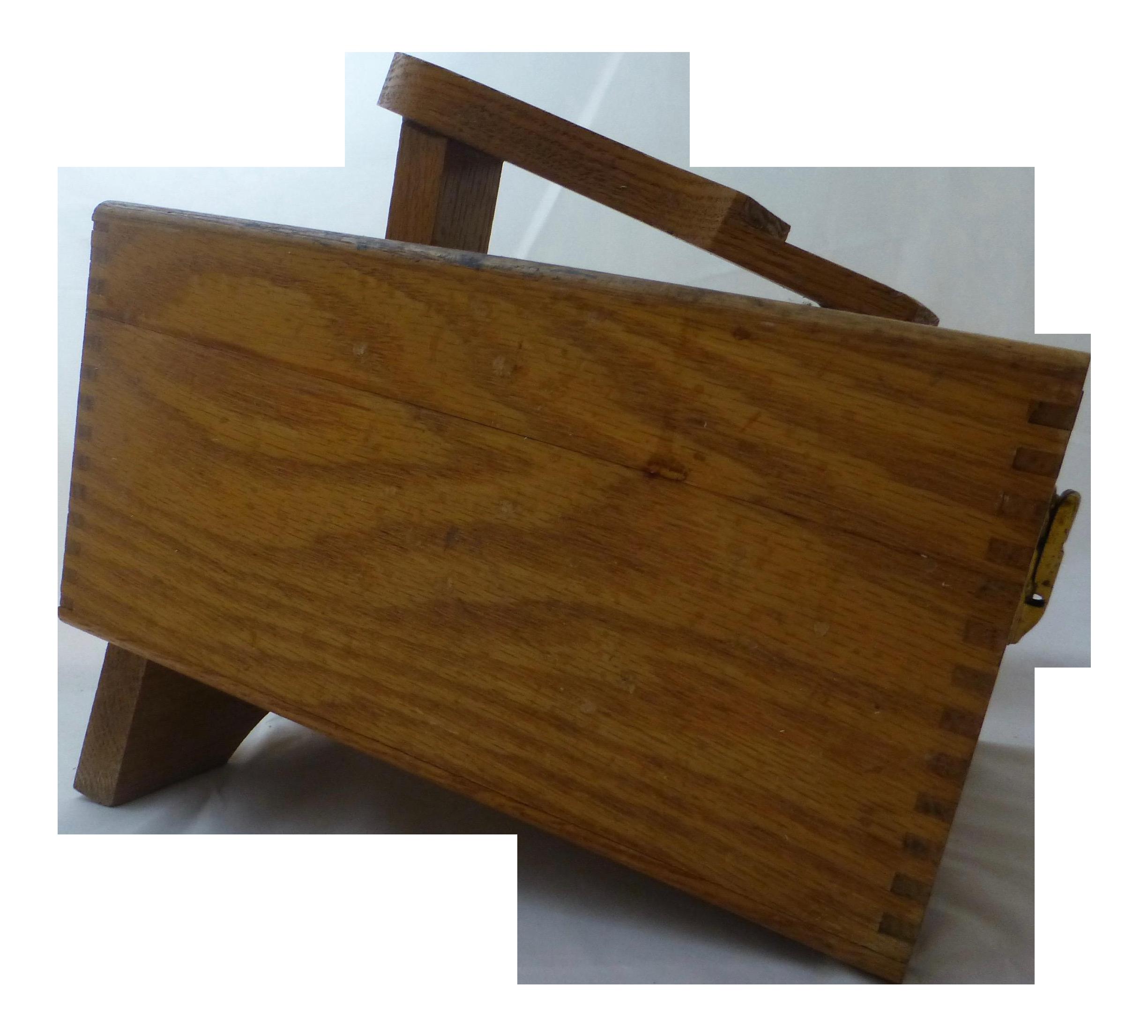 Antique Griffin Shinemaster Shoe Shine Box Chairish