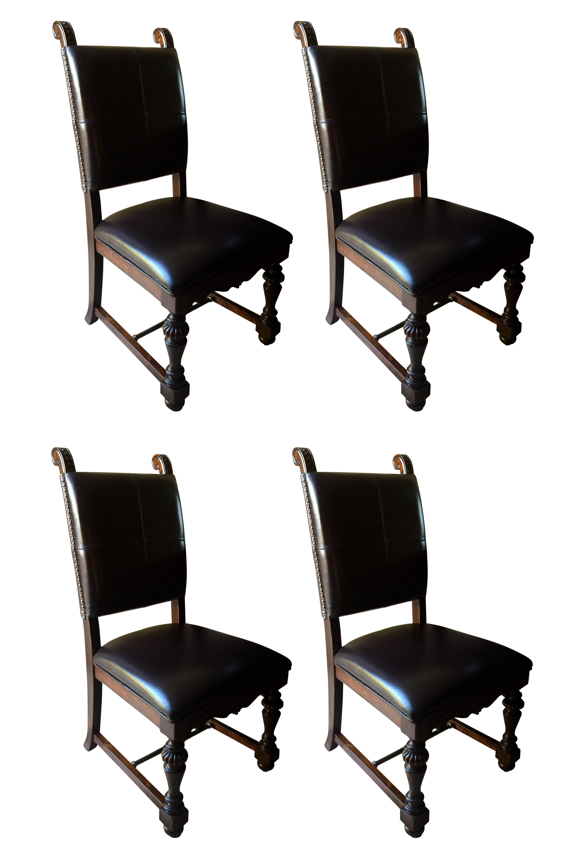 Lane Home Furnishings National Geographic Home Chairs Set Of 4 Chairish