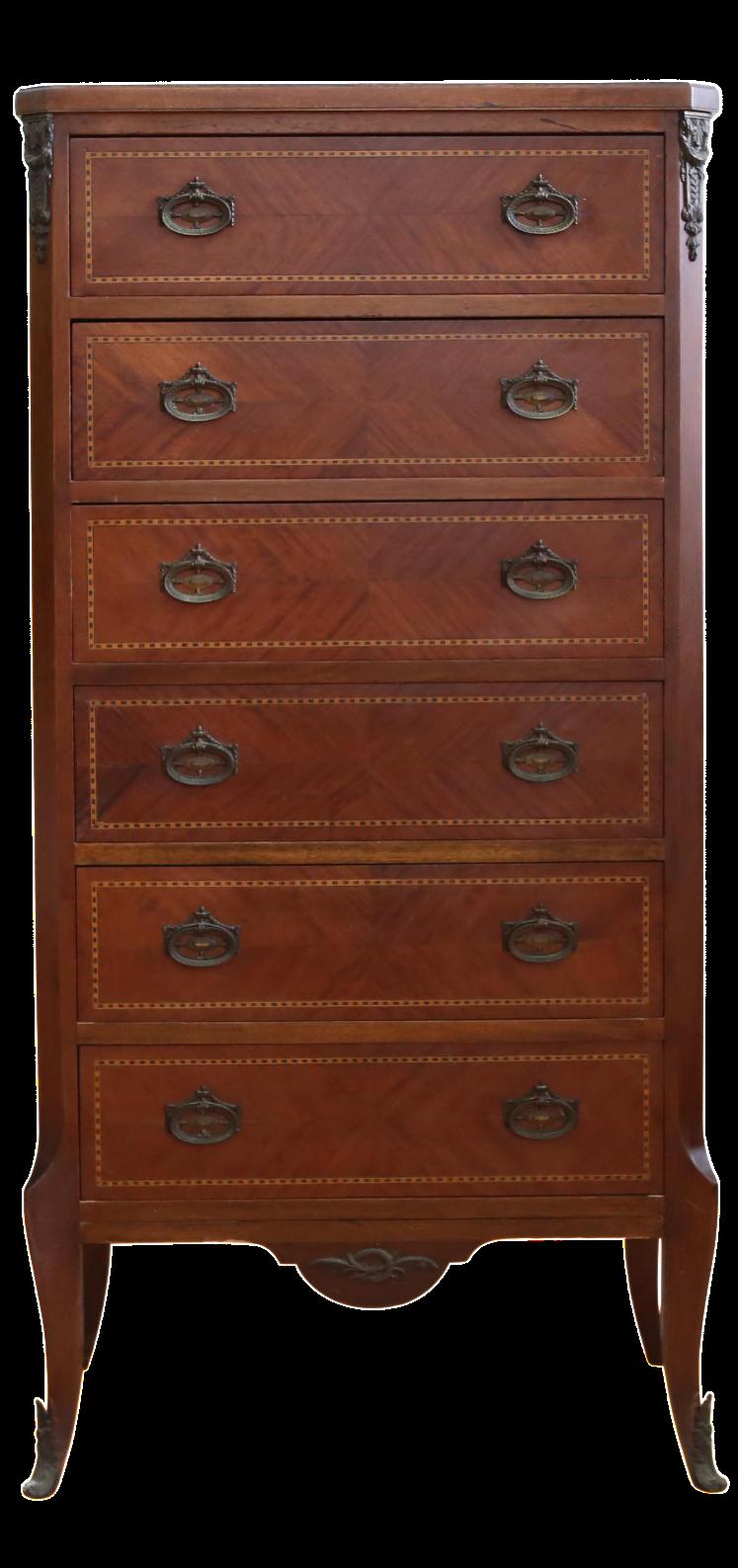 Antique Lingerie Dresser 75