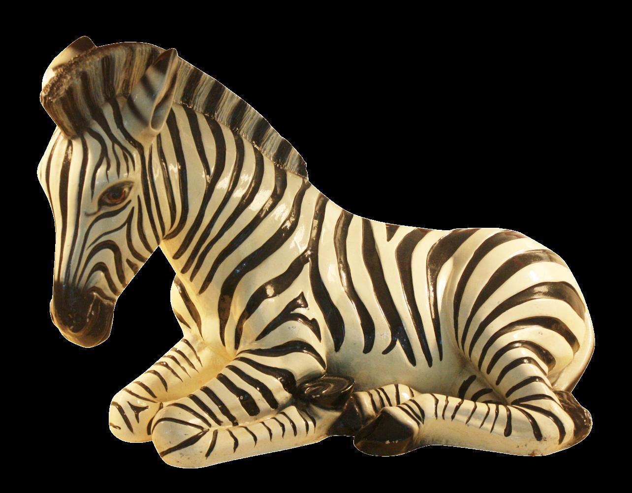 how to say zebra in italina