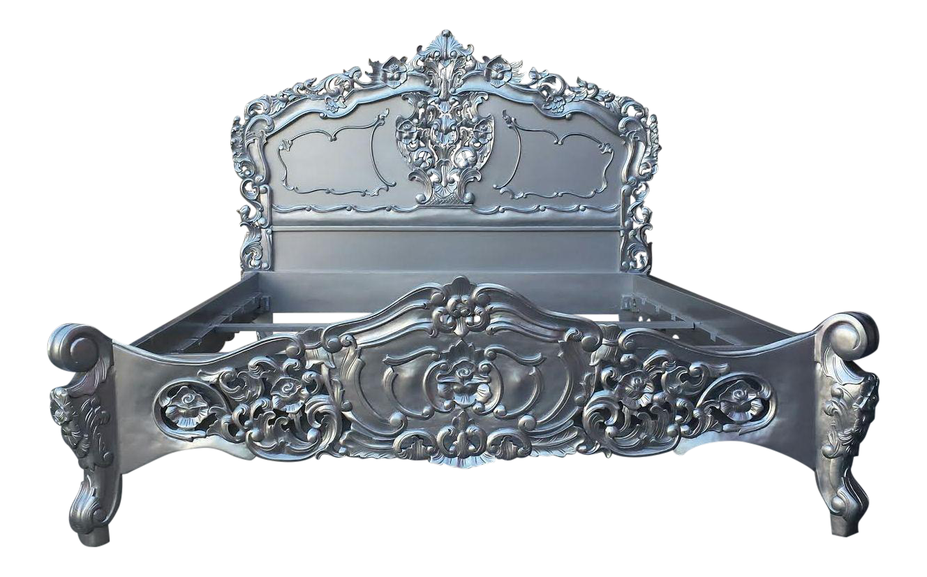 Baroque Bed Frame French Baroque Queen S...