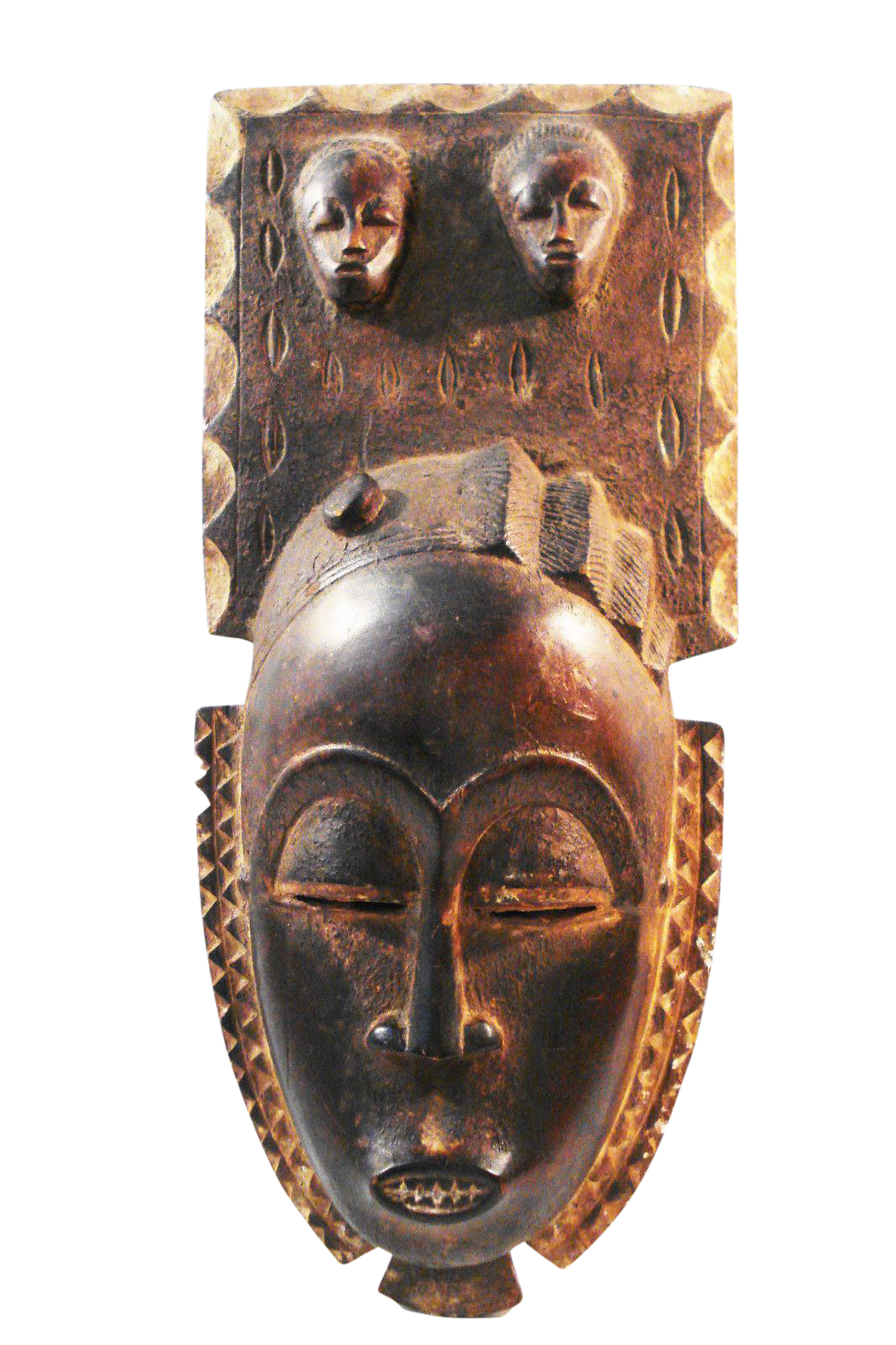 Baule Mblo Portrait Mask Chairish