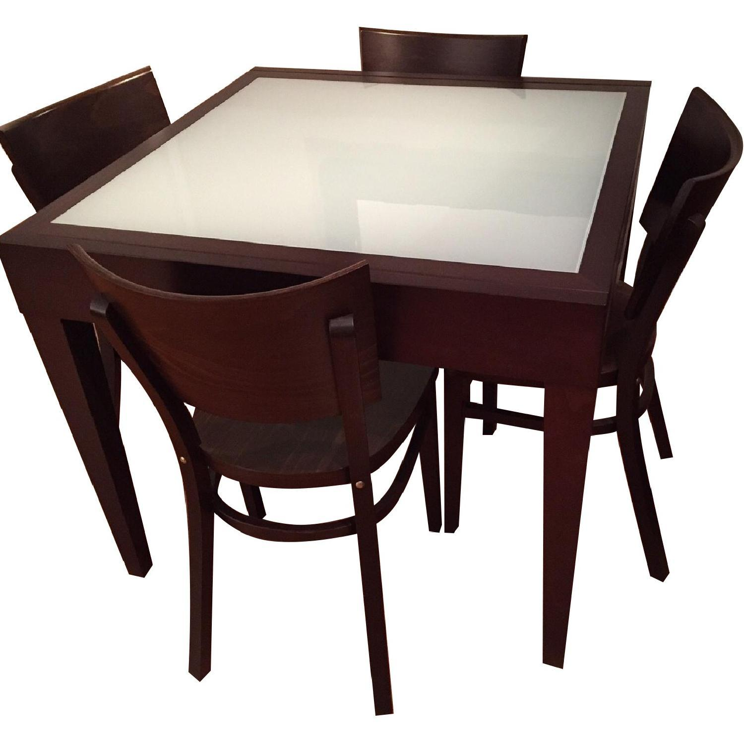 Chairs design within reach - Image Of Design Within Reach Modern Dining Set