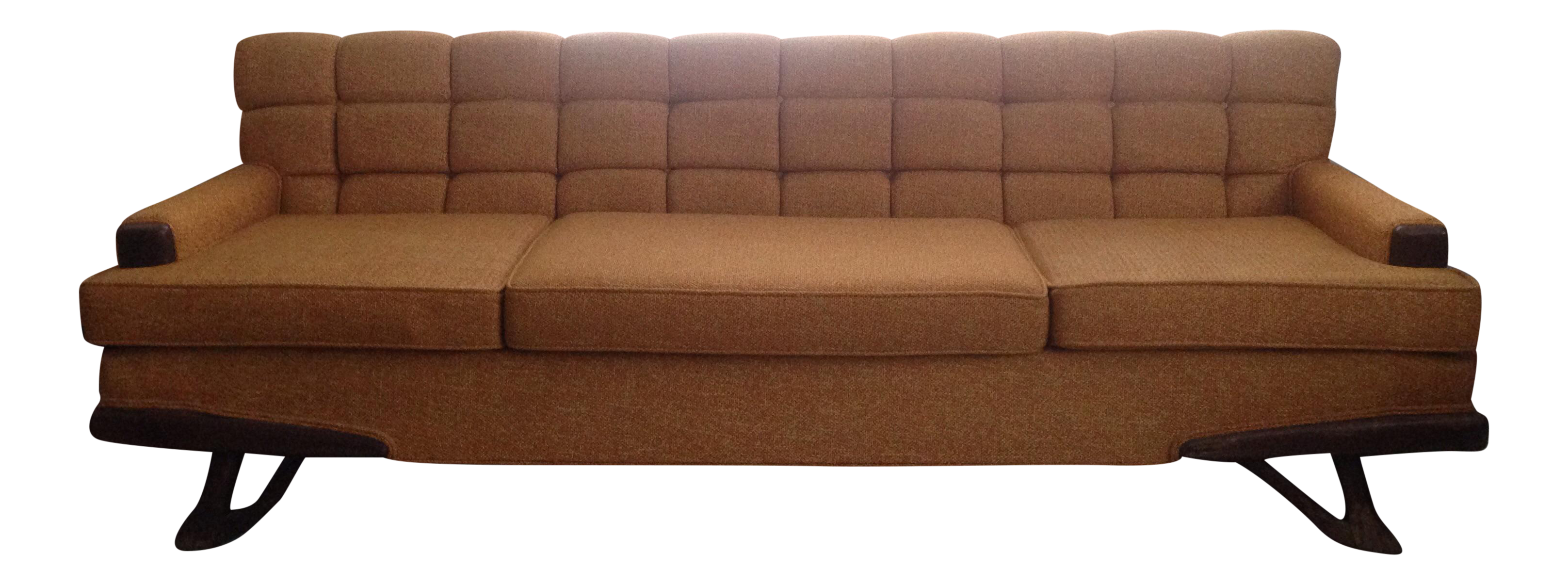 Vintage Sears Howard Parlor Mid Century Sofa