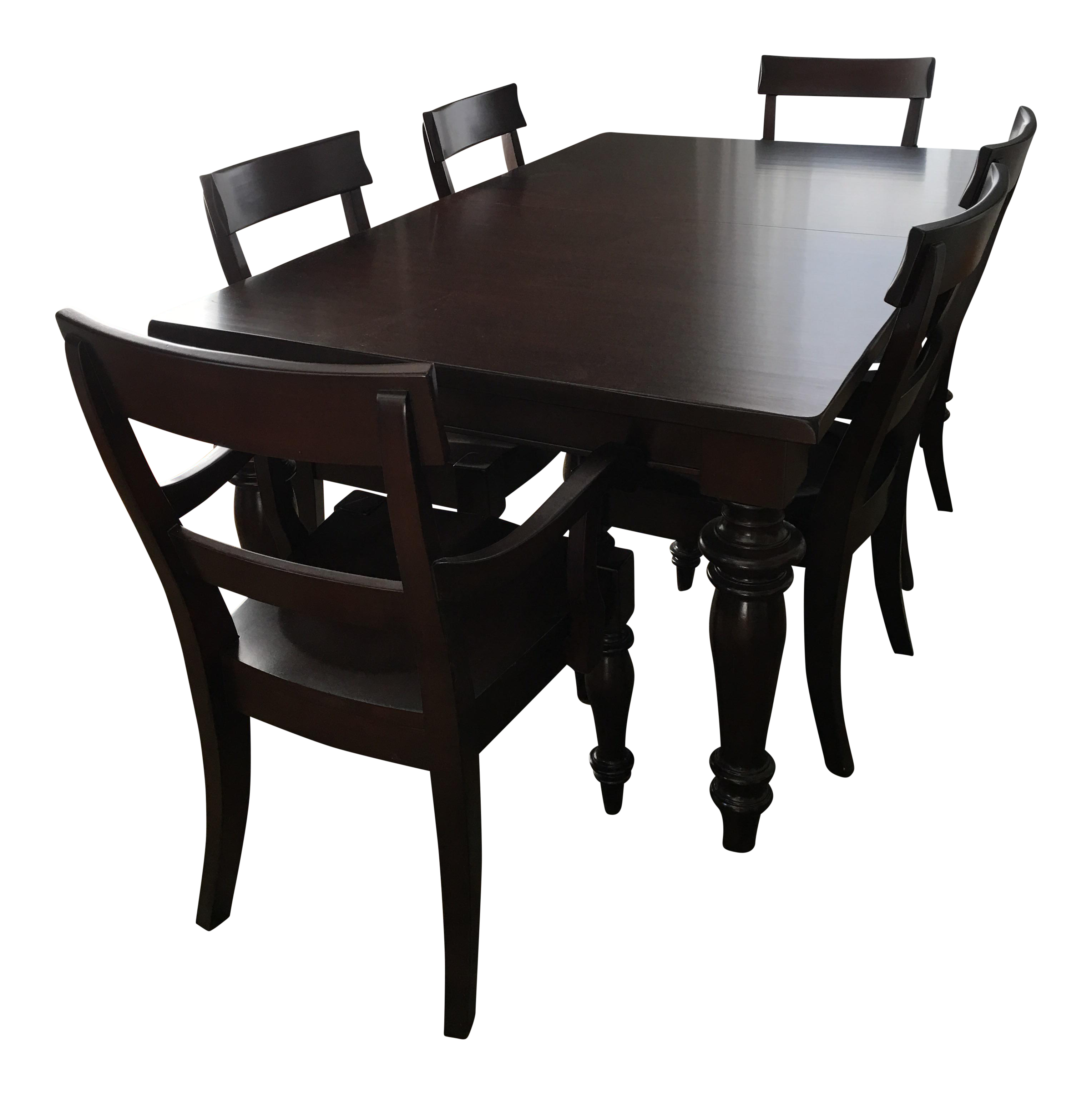Pottery barn rectangular dining table - Pottery Barn Rectangular Dining Table 18
