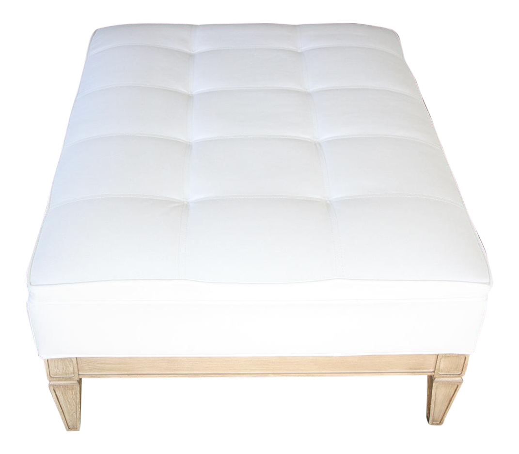 Jonathan Adler Templeton Cocktail Ottoman Chairish