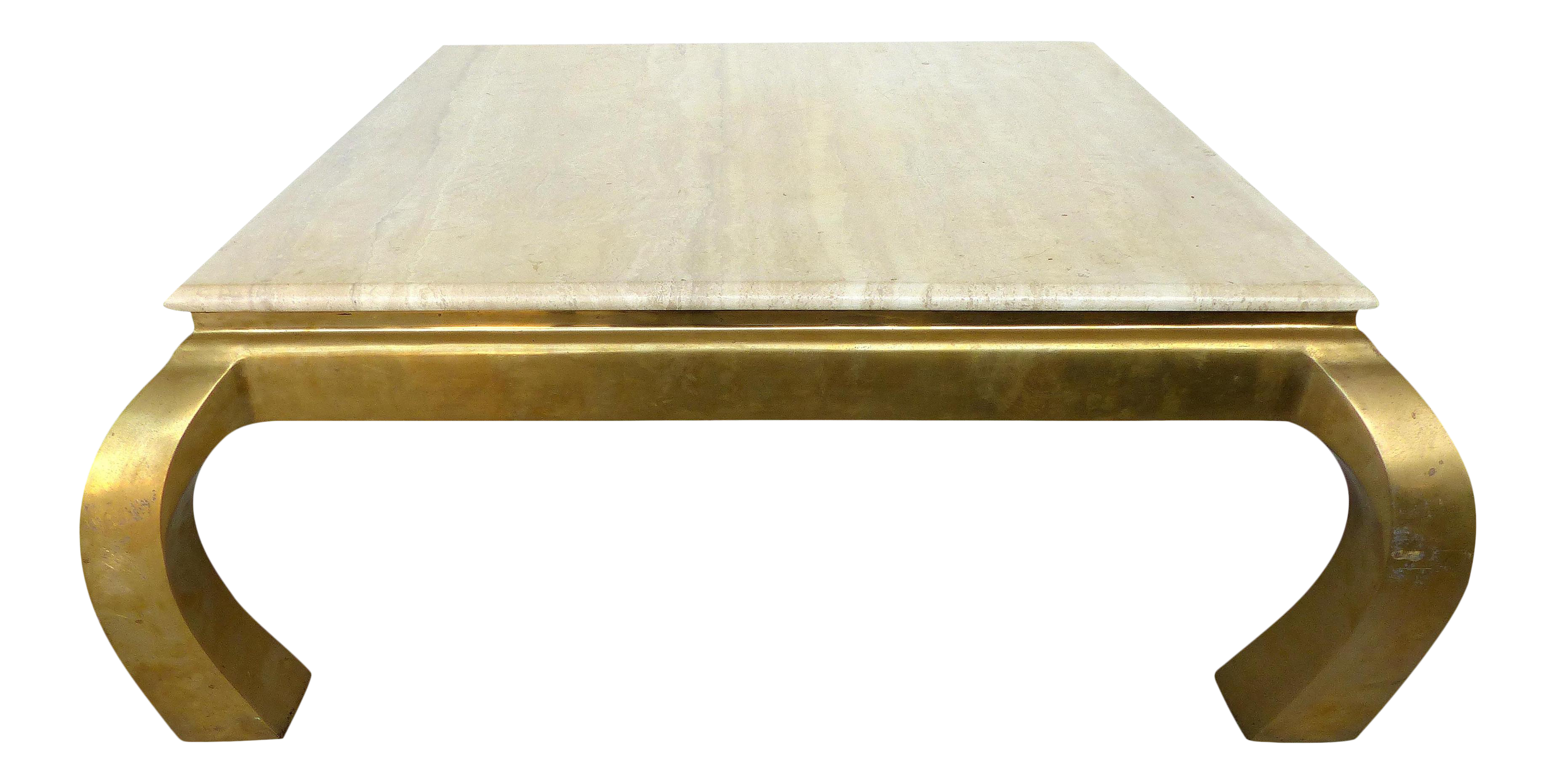 Vintage & Used Gold Coffee Tables