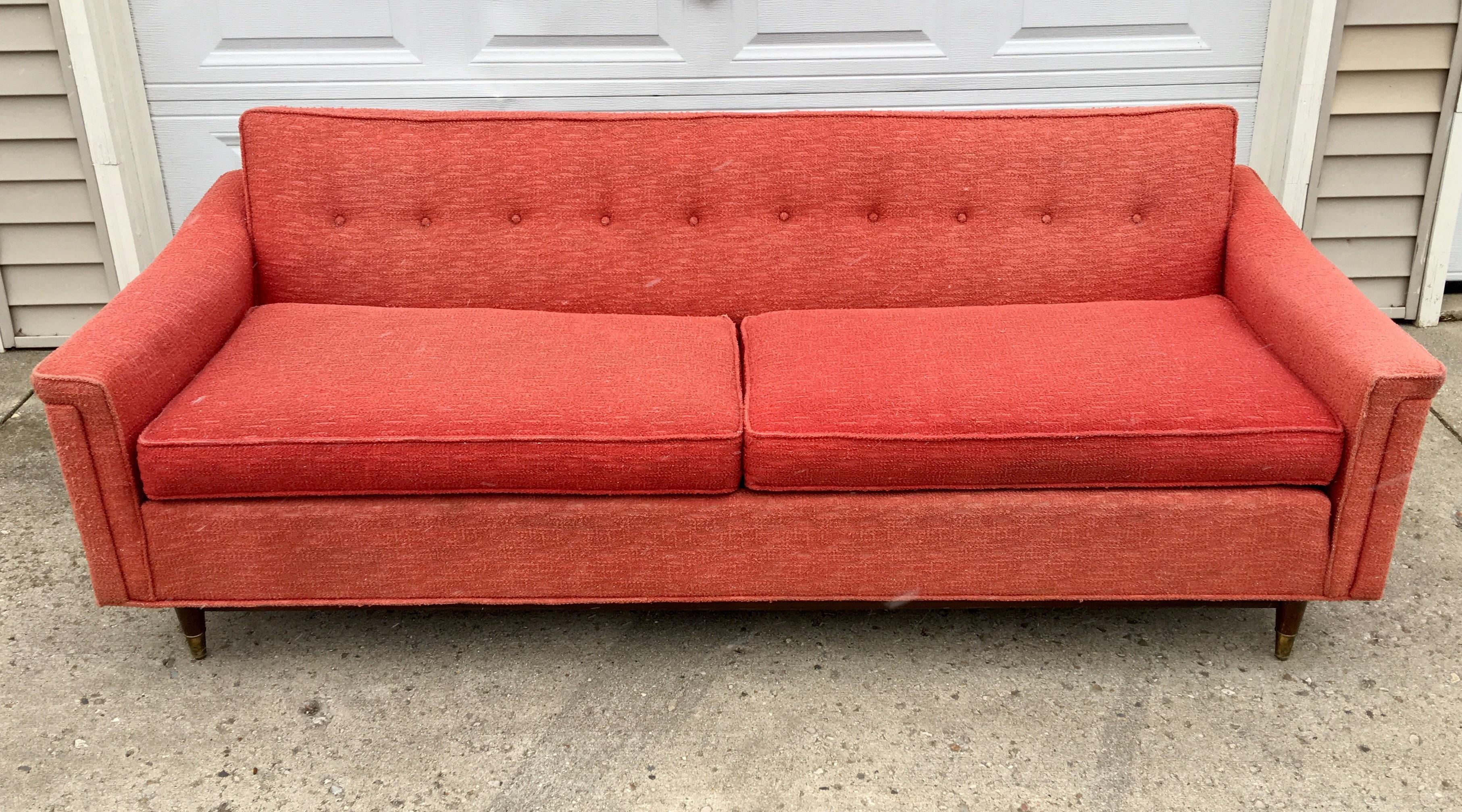 Colette Sofa Khaki Value City Furniture Kroehler Furniture Sofas