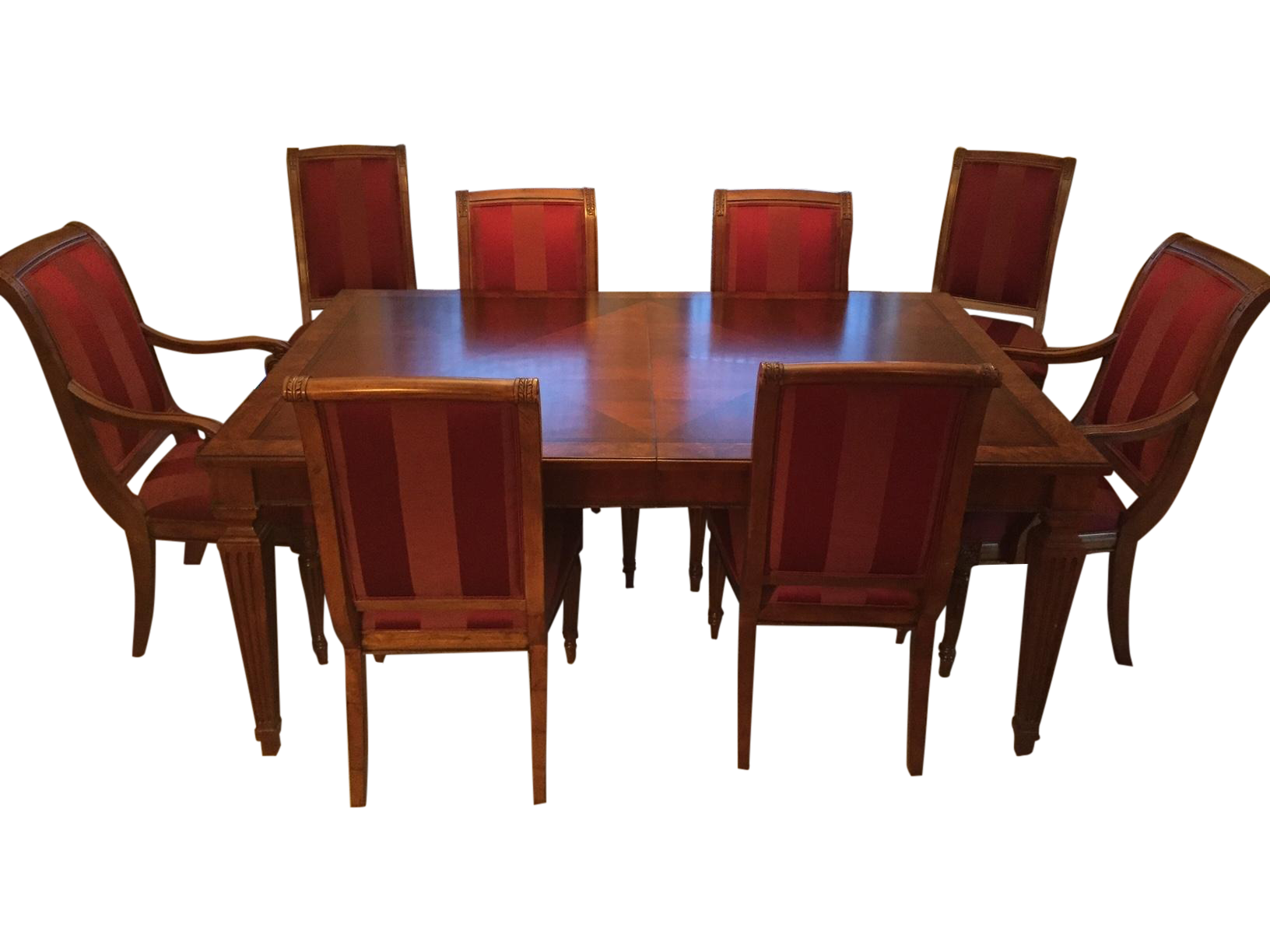 ethan allen dining table good ethan allen round dining