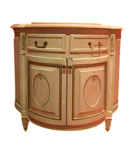 French Country Bathroom Sink Vanity Chairish