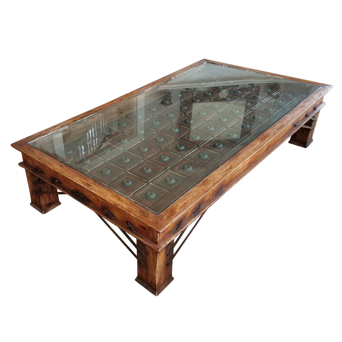 Moroccan Door Coffee Table Chairish