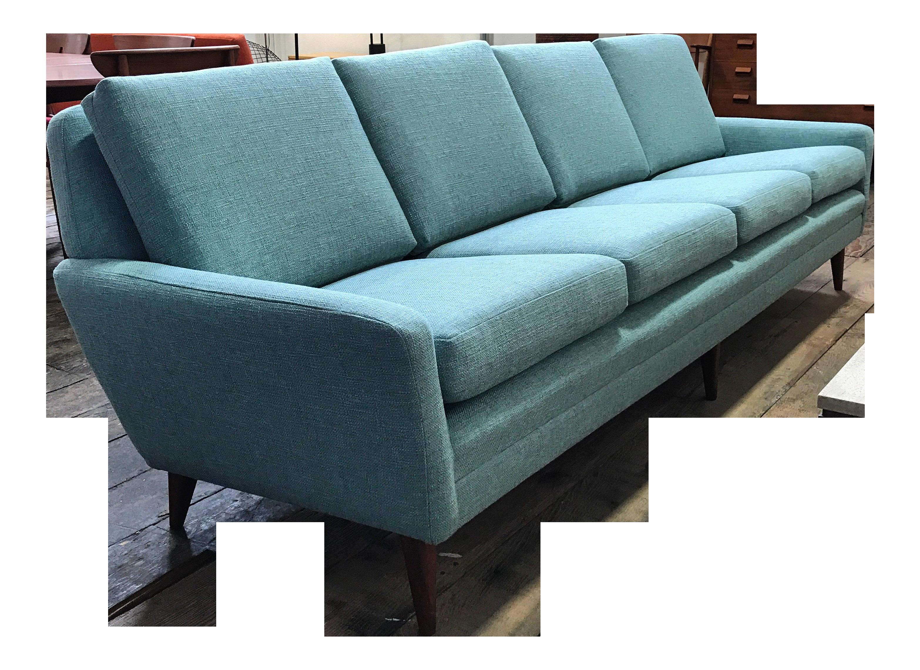 Folke Ohlsson for DUX Mid Century Sofa