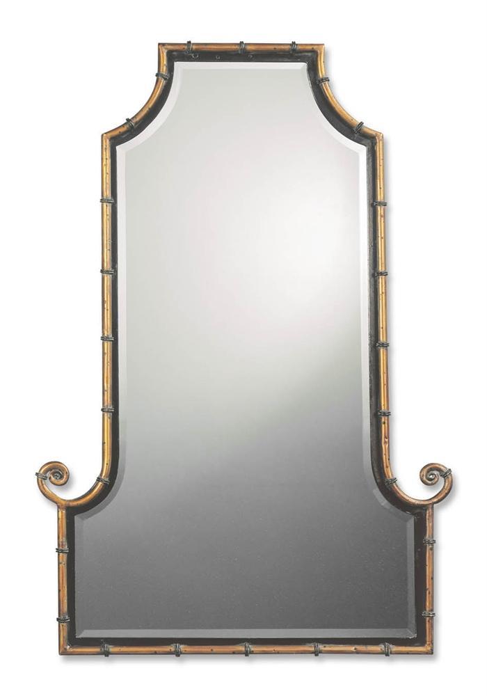 Asian style mirror chairish for Asian style mirror