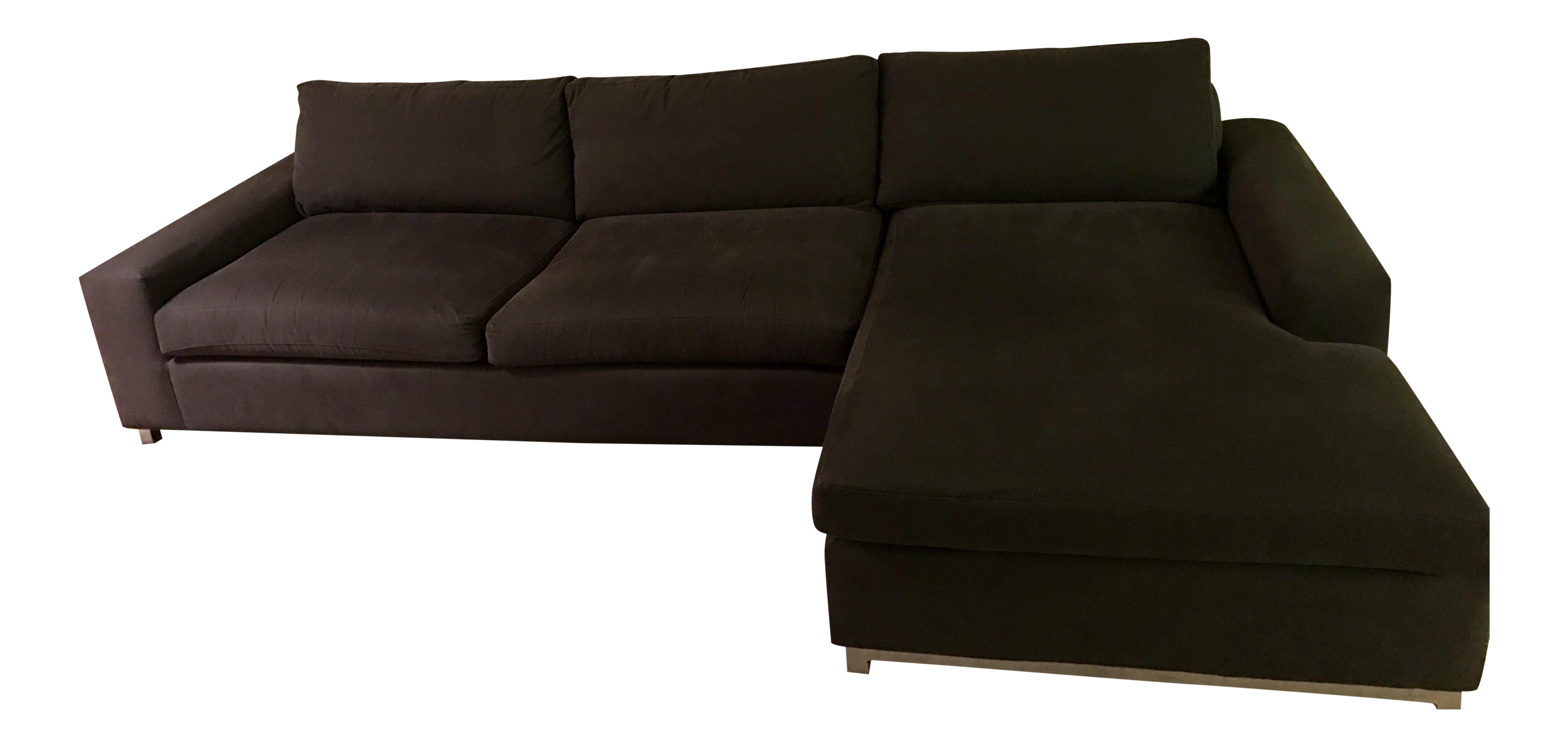 Room & Board Klein Sectional Sofa with Right Arm Chaise