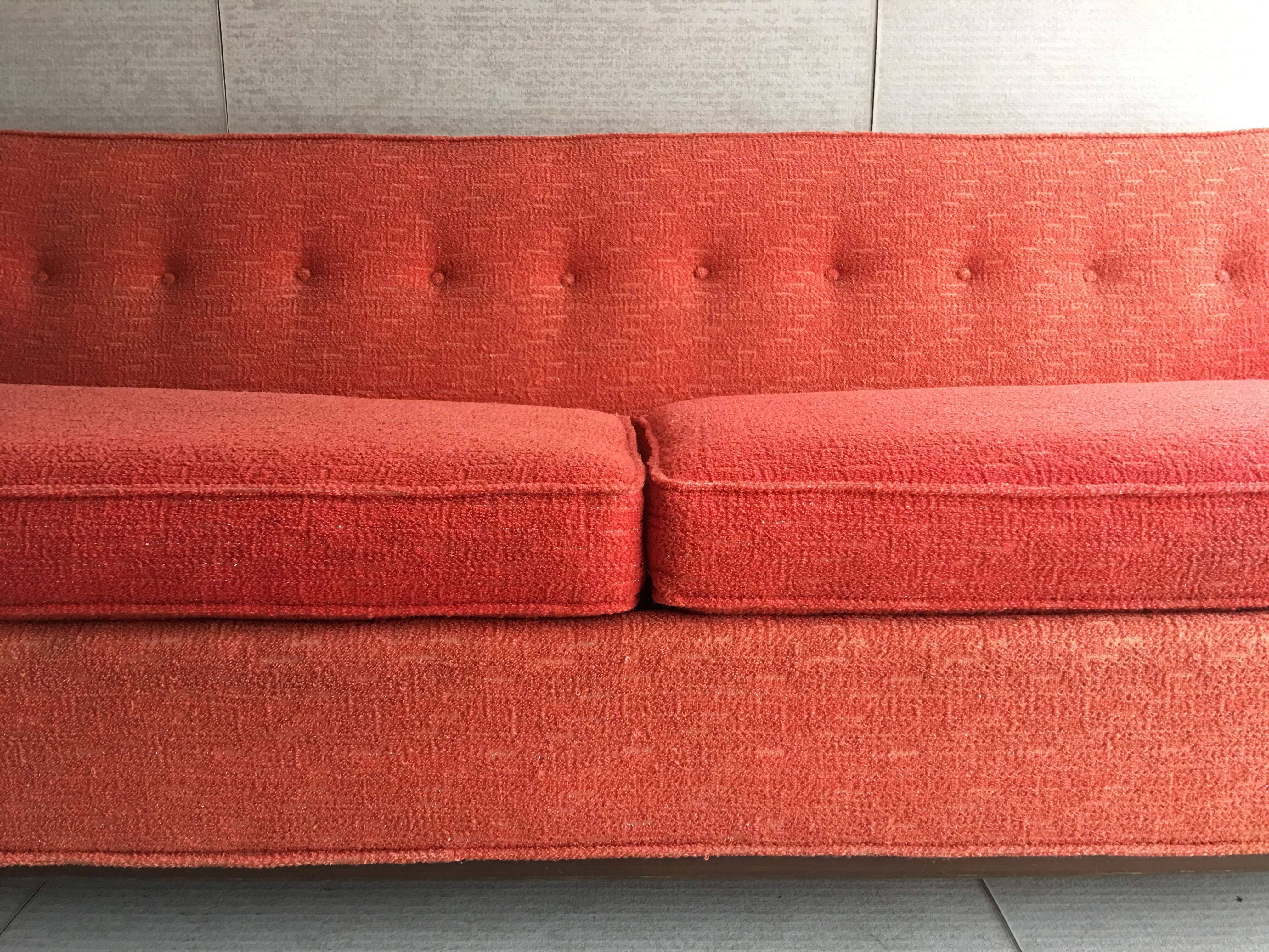 Kroehler Sofa Vintage