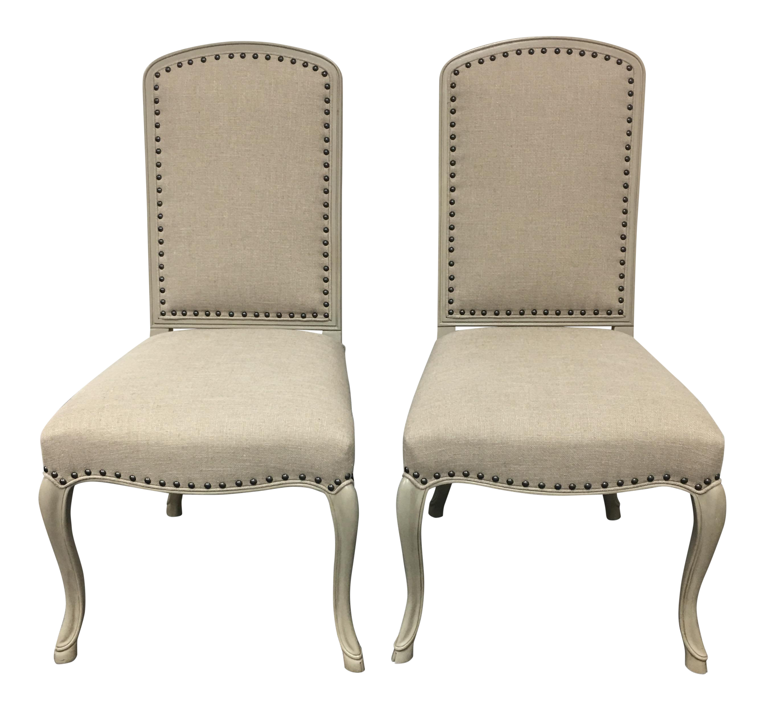 Hickory Chair Co Belmont Side Chairs A Pair
