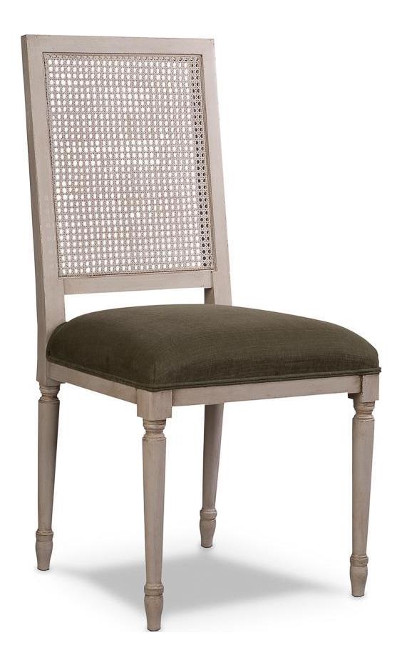 Sarreid Ltd Adams Cane Back Beechwood Dining Chairs A
