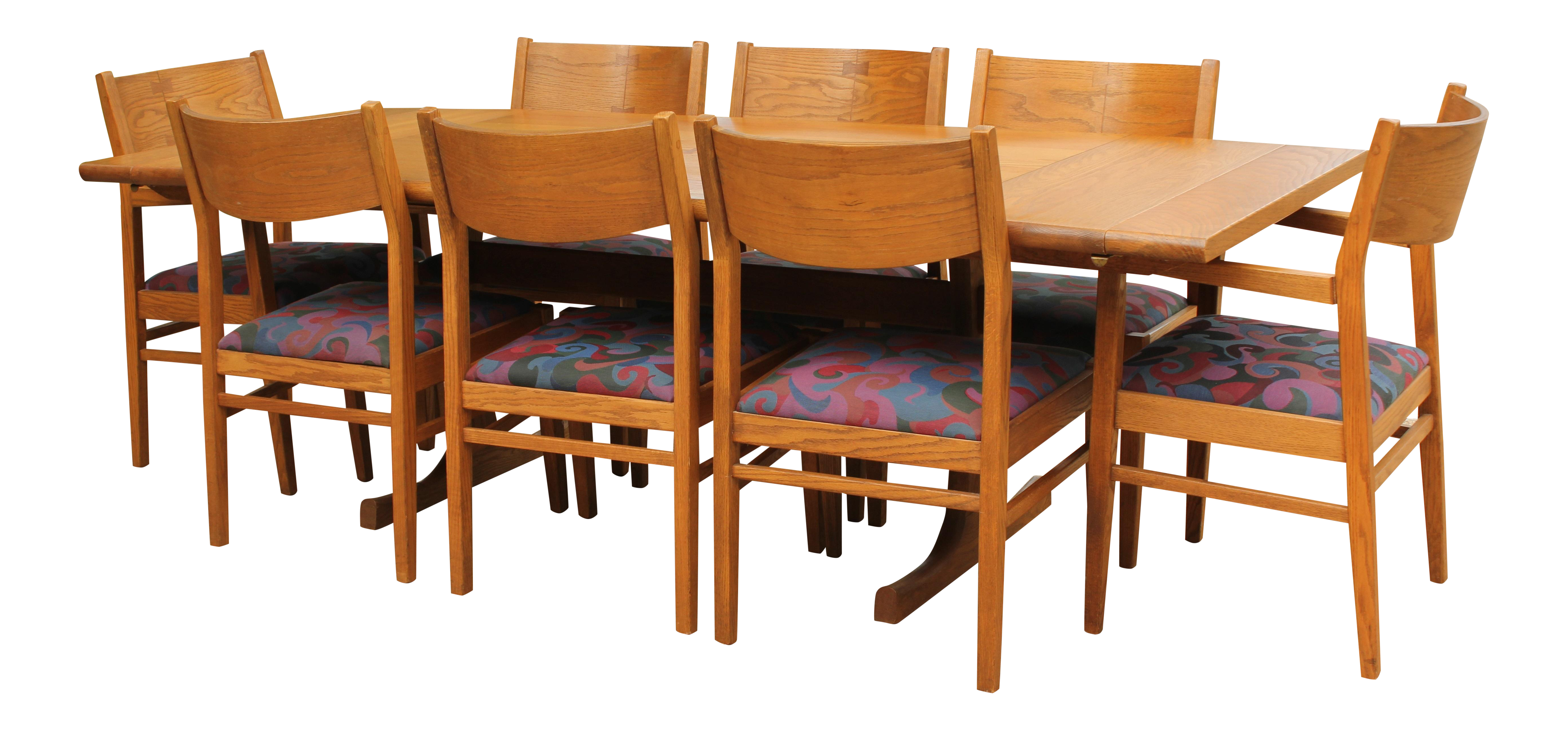 Awesome dining table 8 chairs light of dining room for Dining room table and 8 chairs