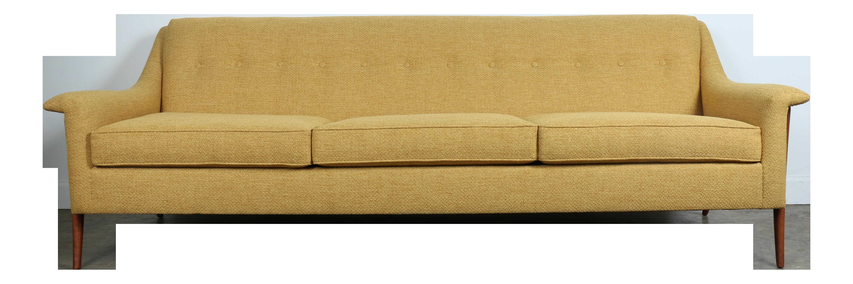 Mid Century Kroehler Avant Sofa