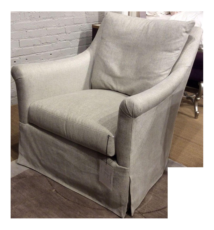 Hickory Chair Jules Dressmaker Swivel Chair Chairish