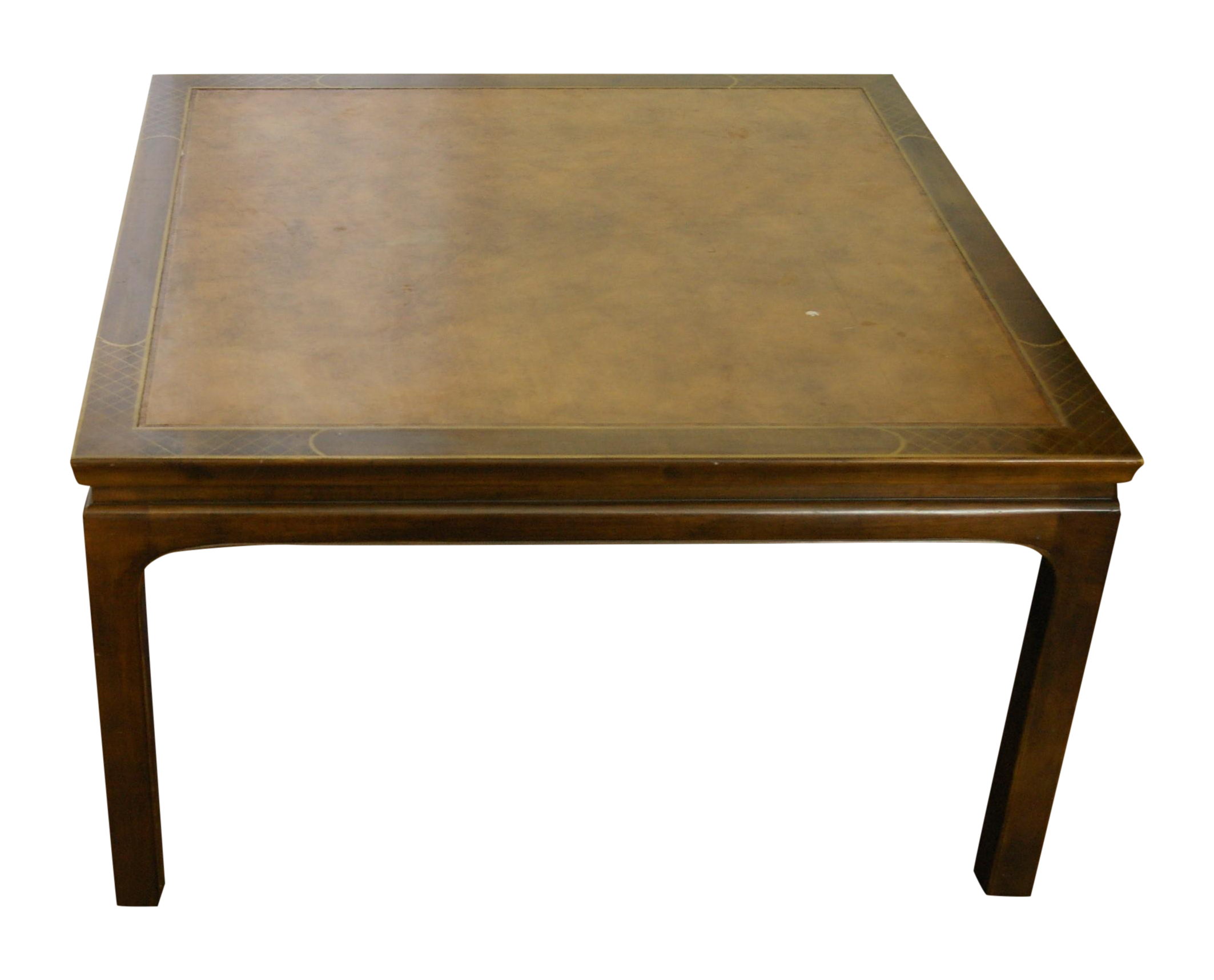 Baker Furniture Chinoiserie Coffee Table