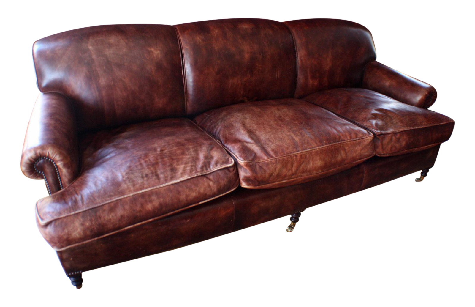 Chesterfield sofa gebraucht  Terracotta Leather Sofa Luxury Jh Hicolity Terracotta Leather Sofa ...